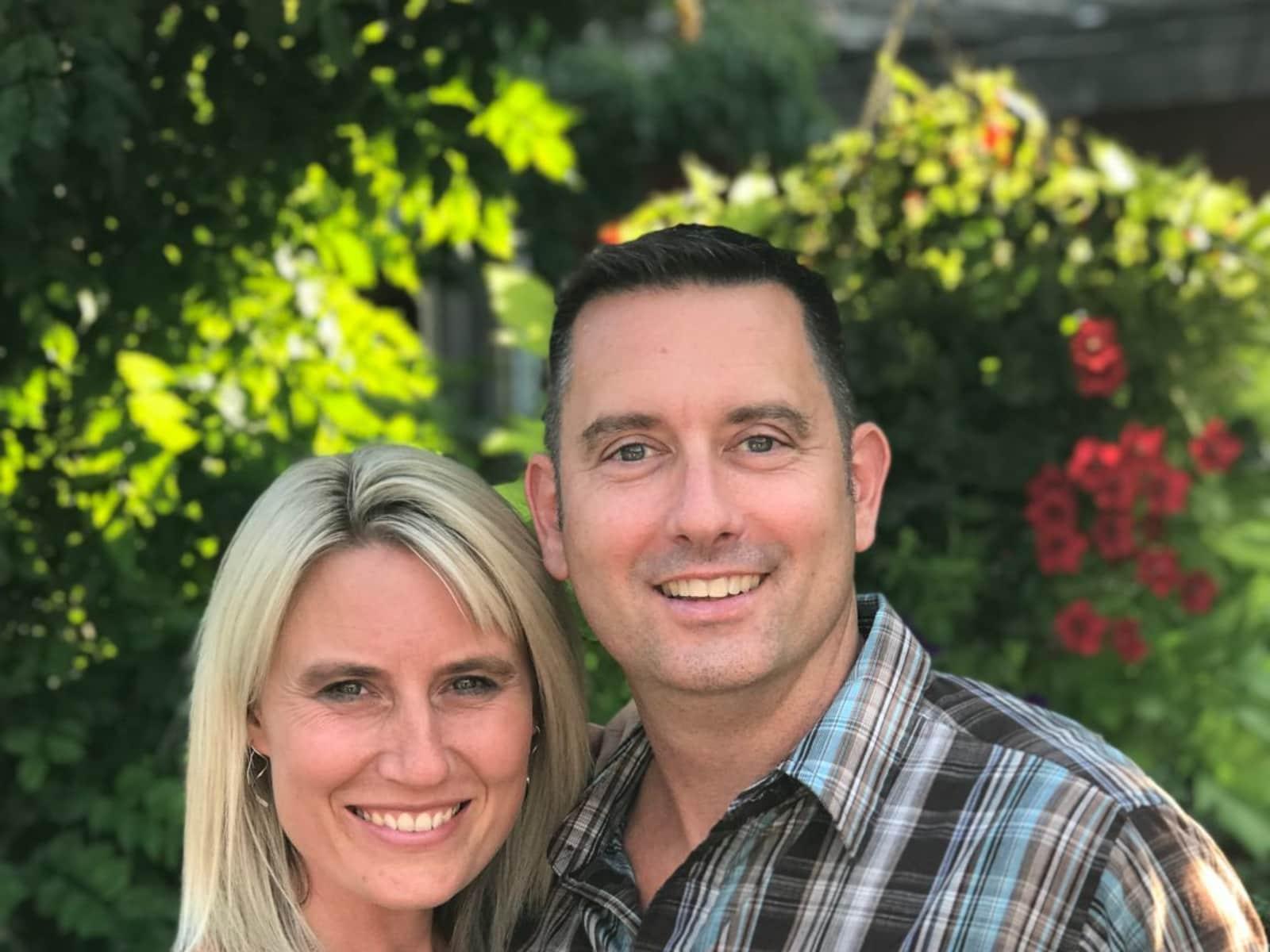 Erin & Scott from Auburn, Washington, United States