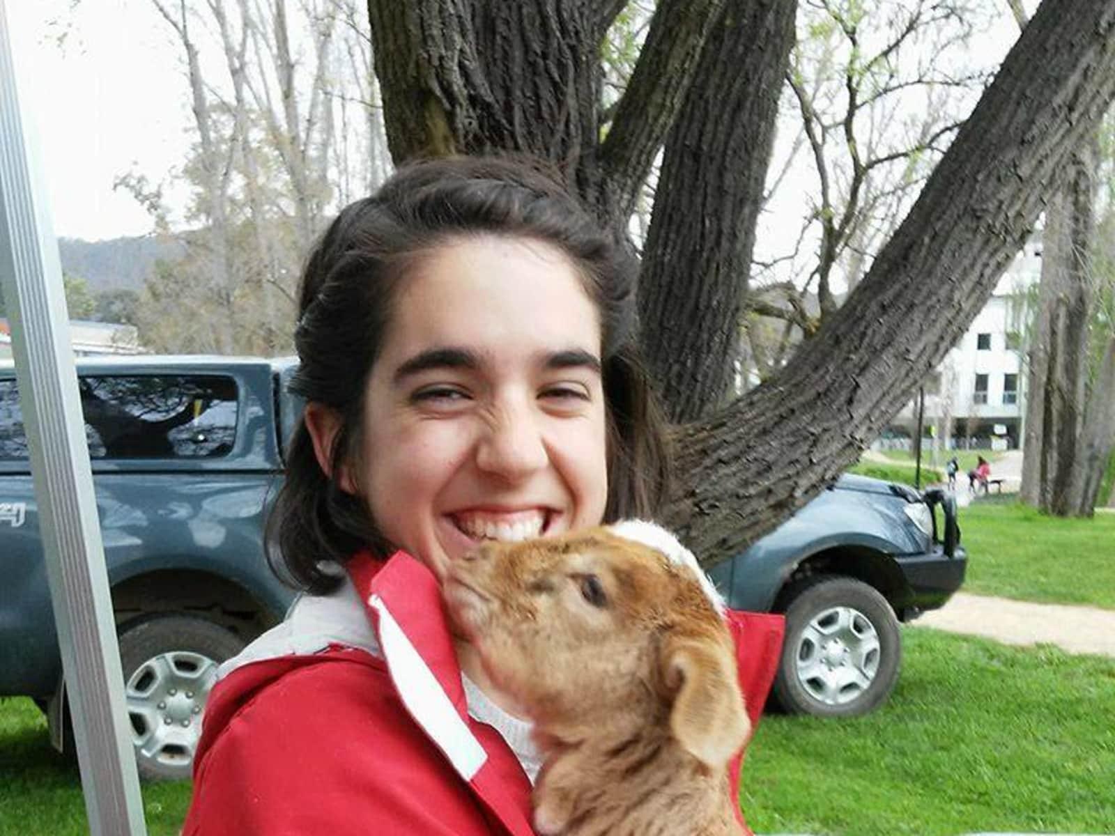 Melinda from Victoria, British Columbia, Canada