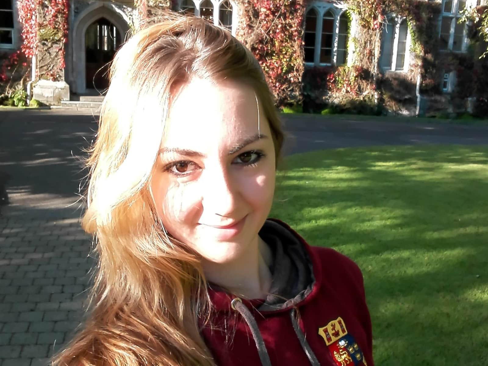Anna-lena from Kassel, Germany