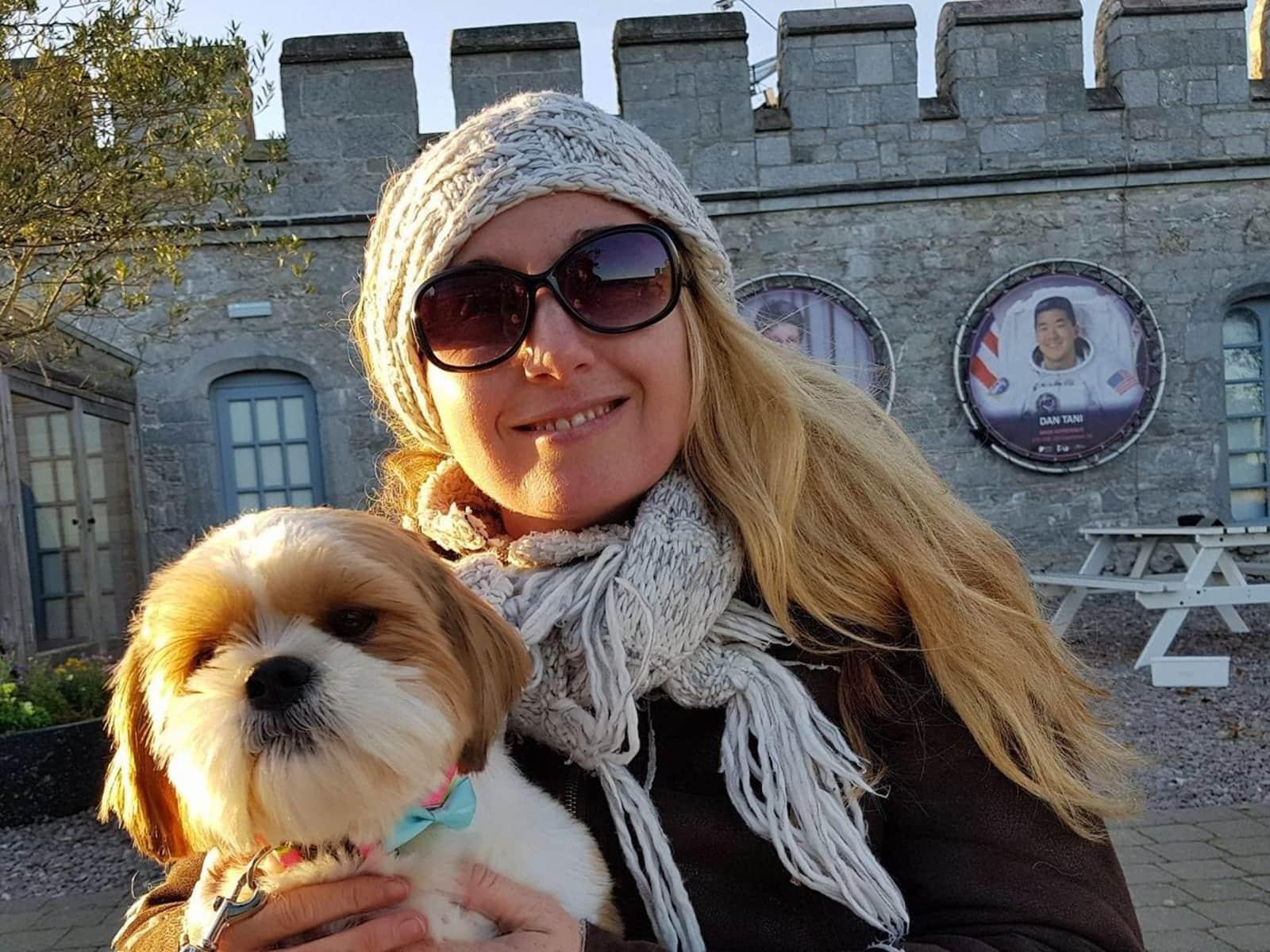 Suzanne from Cork, Ireland