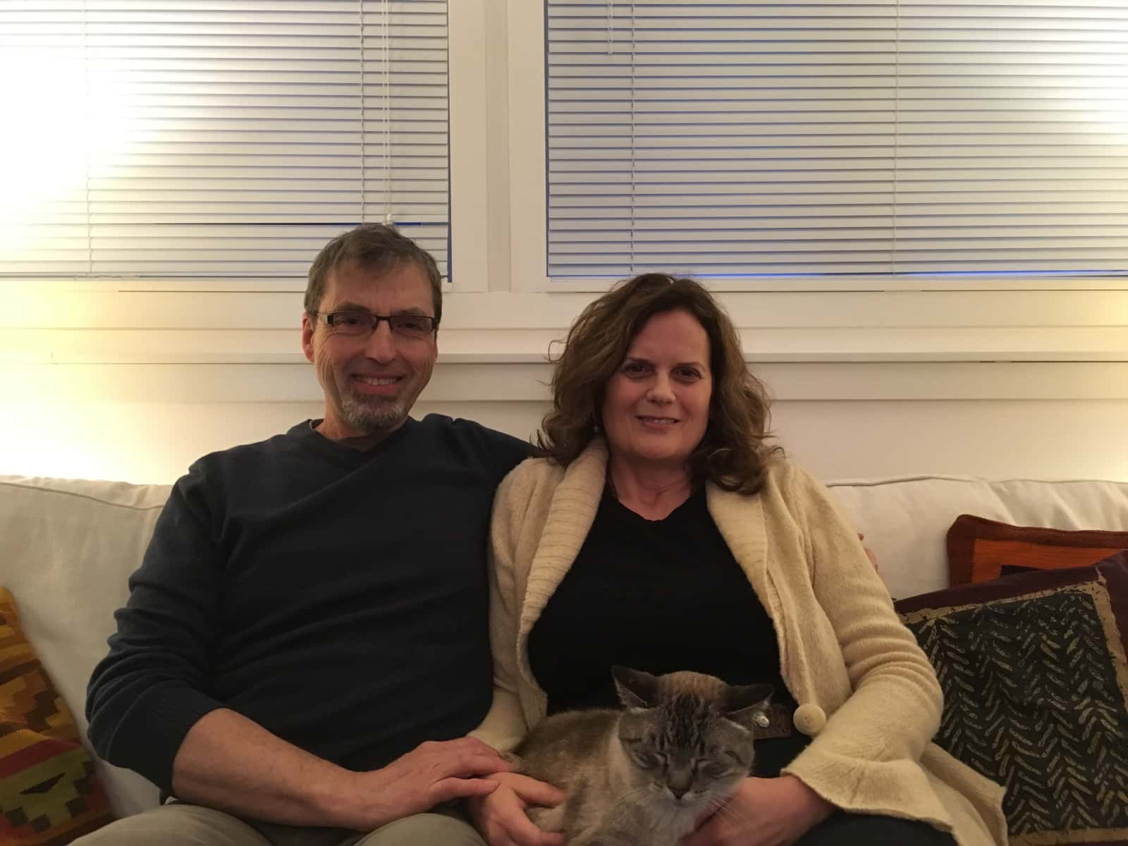 Tanis & Murray from Vancouver, British Columbia, Canada