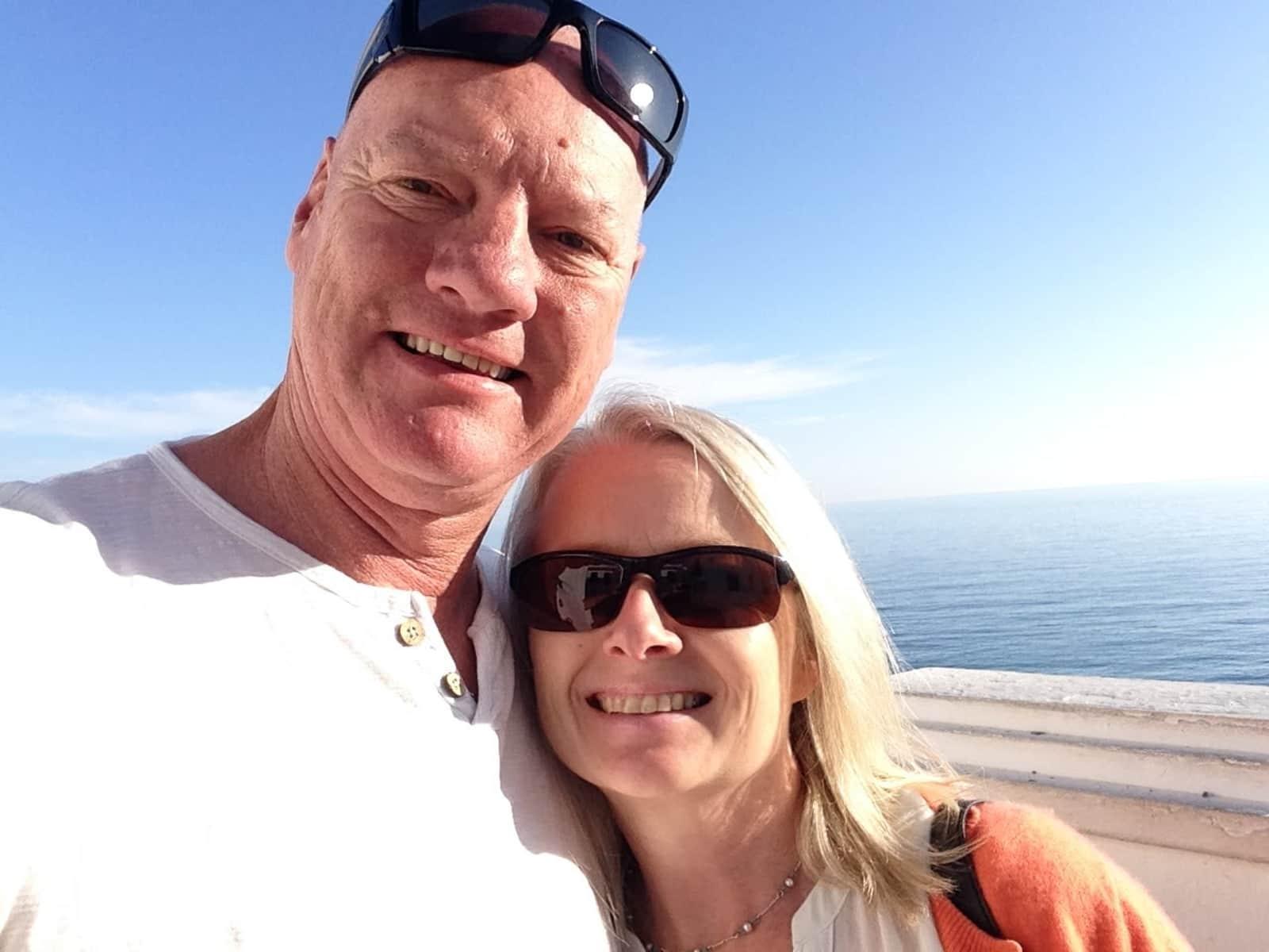 Graeme & Helen from Forfar, United Kingdom