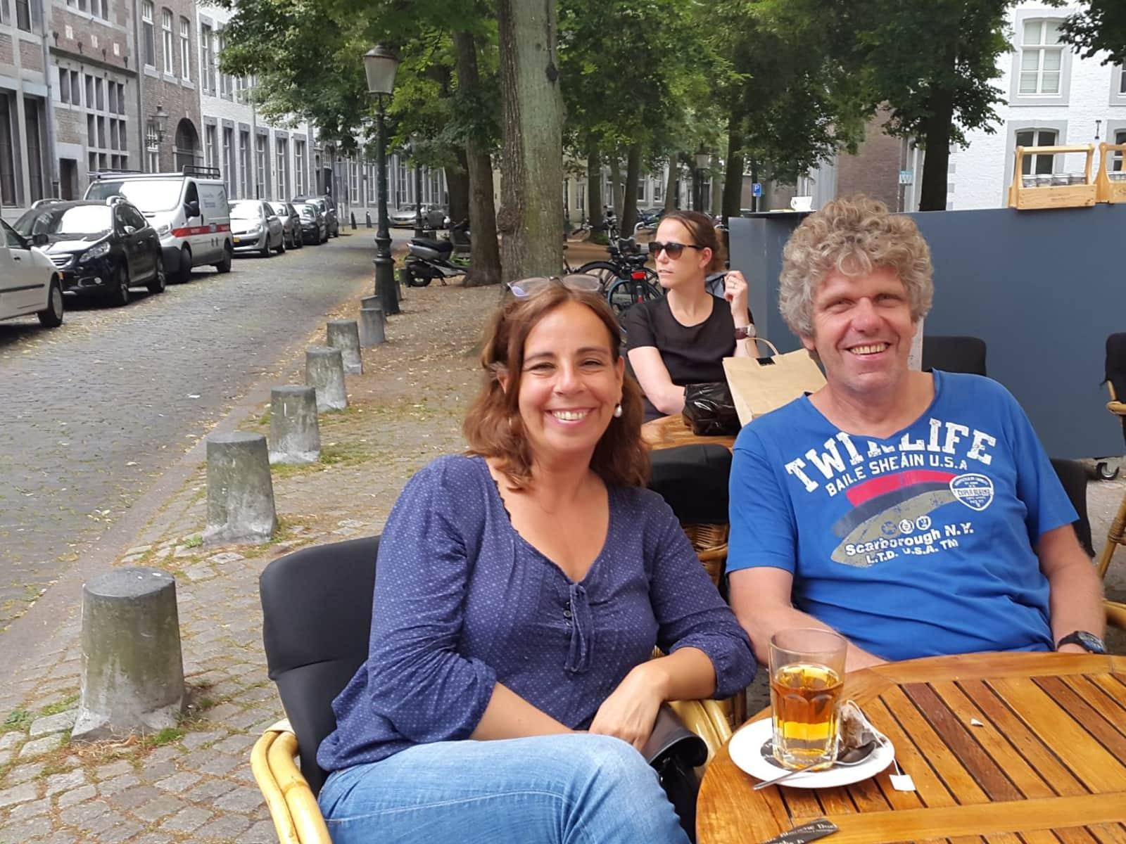 Chantal & Albert from Breda, Netherlands