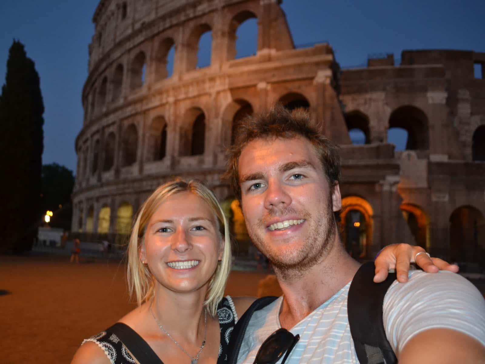 Sarah & Matthew from London, United Kingdom