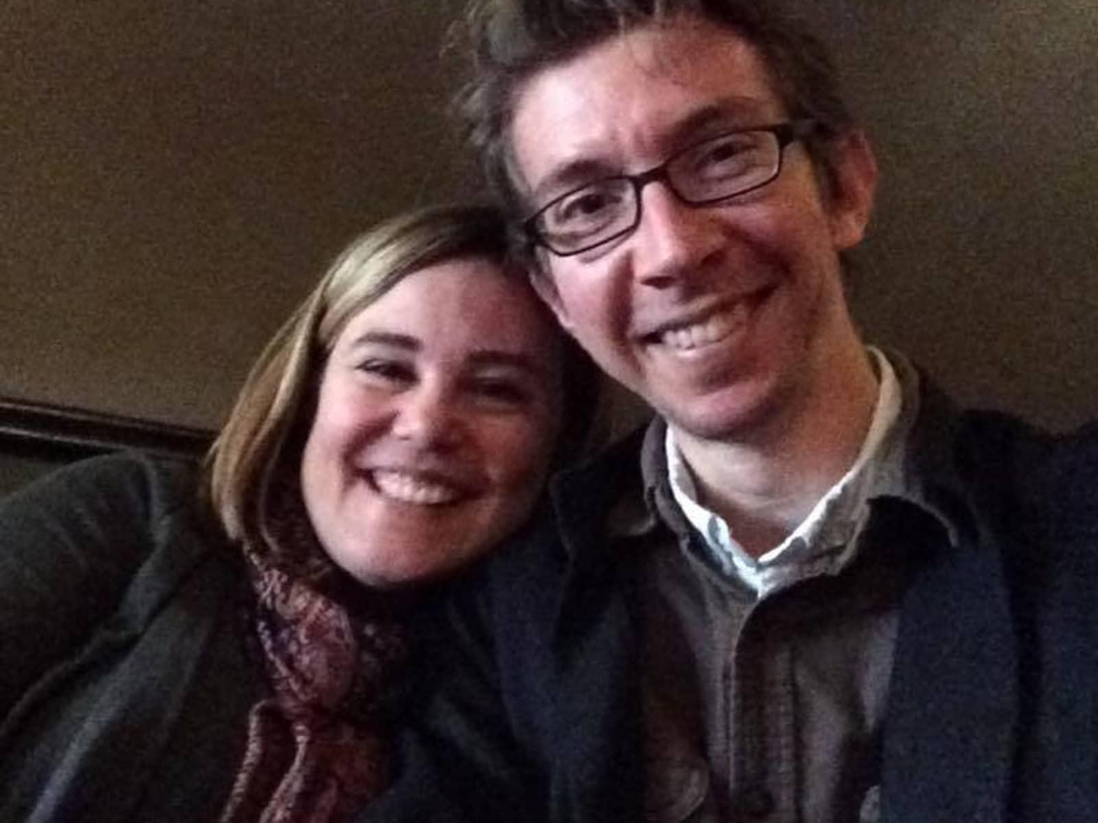 Jennifer & Alexander from Maesteg, United Kingdom