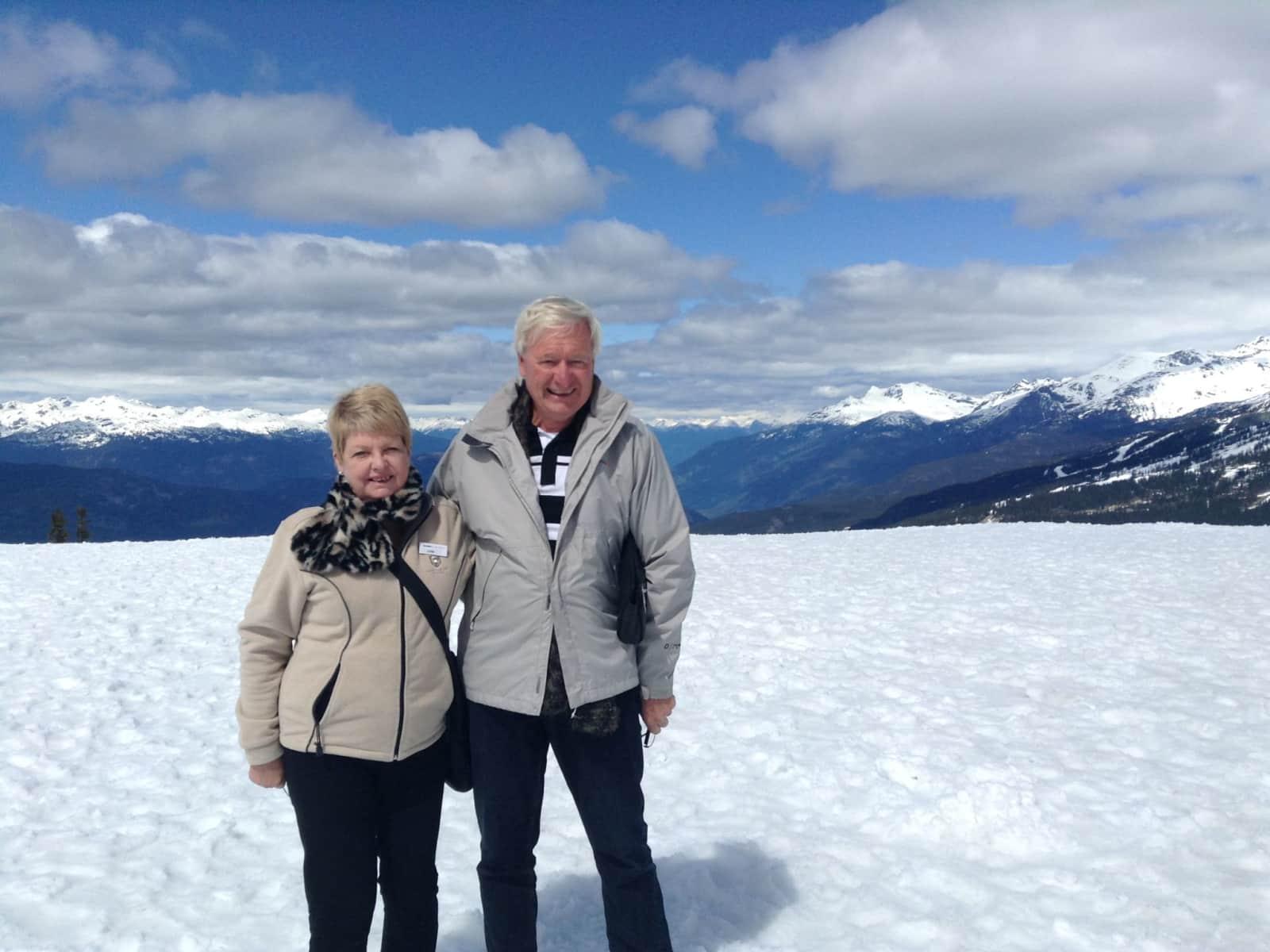 Julie & Ken from Busselton, Western Australia, Australia