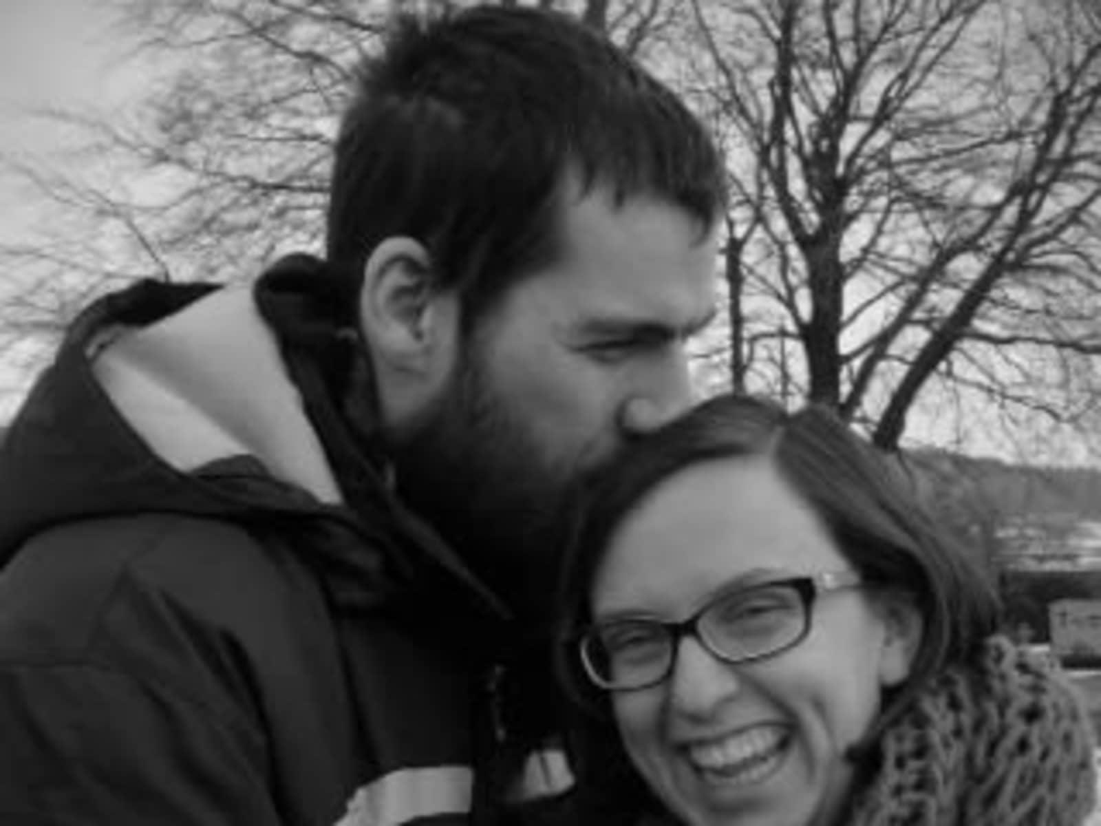 Eline & Jonathan from Marche-en-Famenne, Belgium