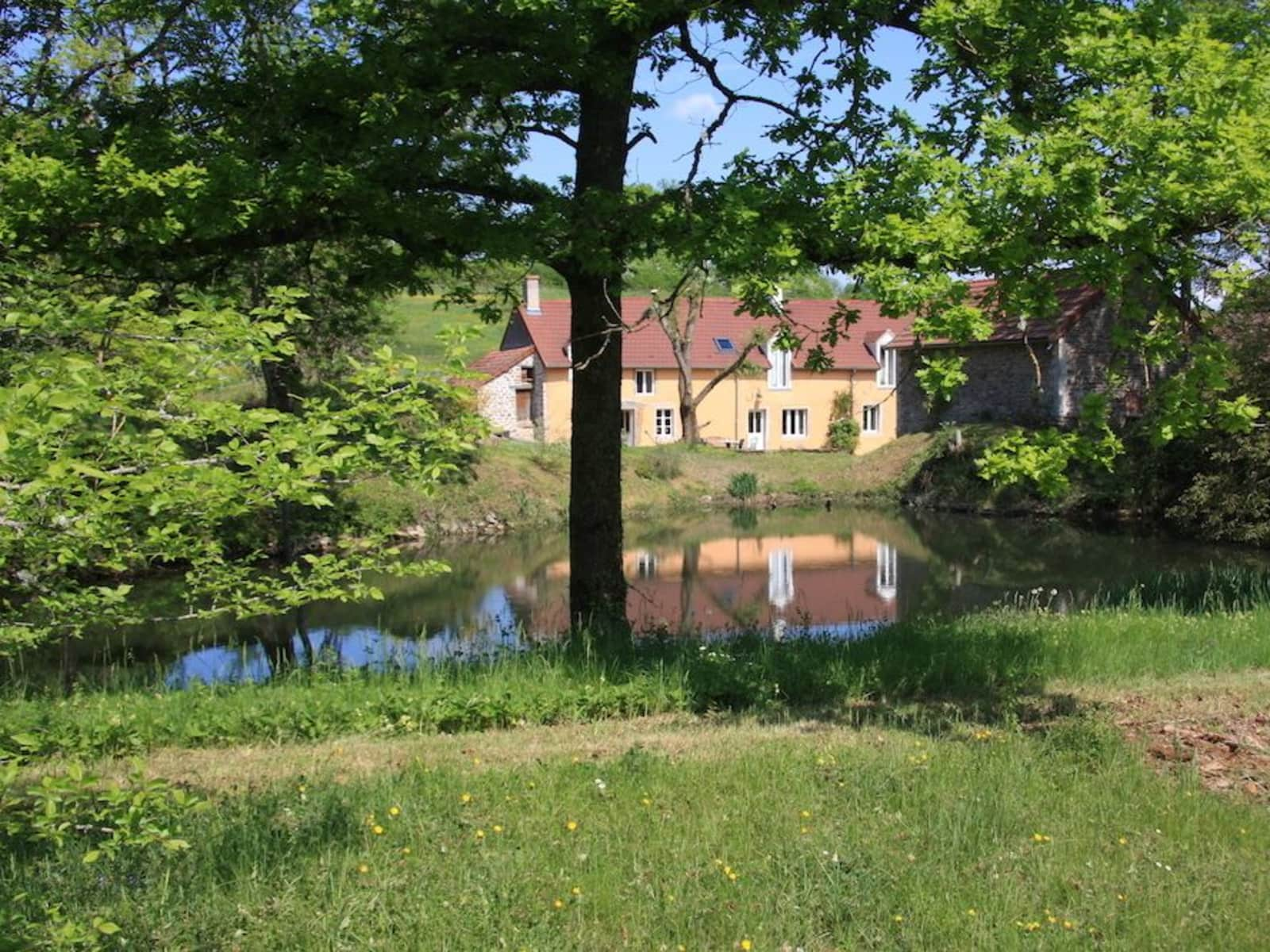 Housesitting assignment in Pouilly-en-Auxois, France