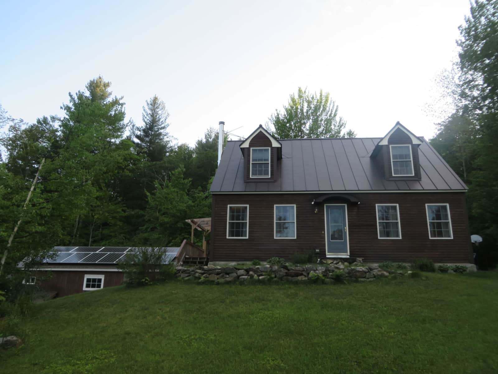 Housesitting assignment in Ripton, Vermont, United States
