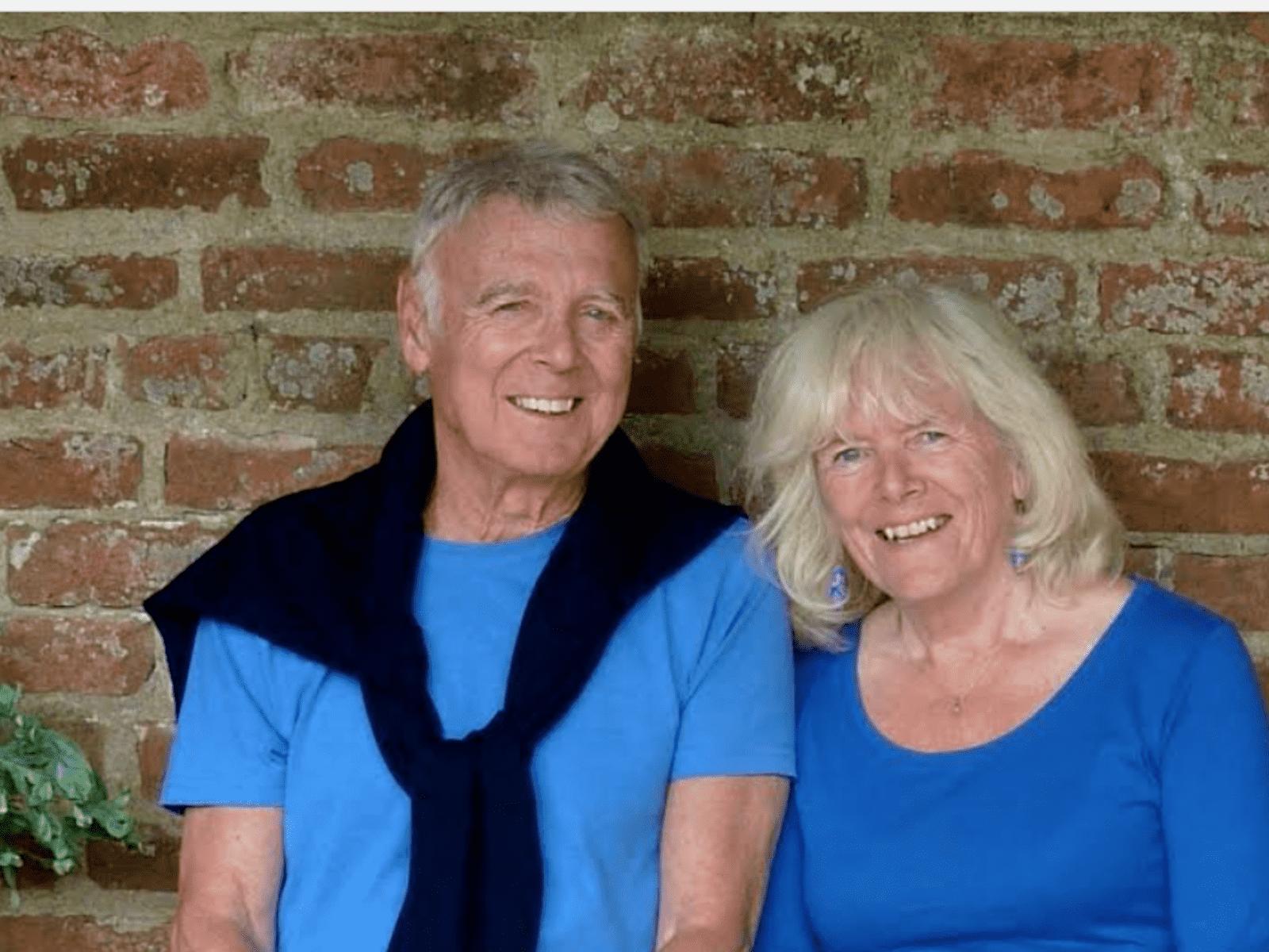 Jane & Richard from Bordeaux, Guernsey