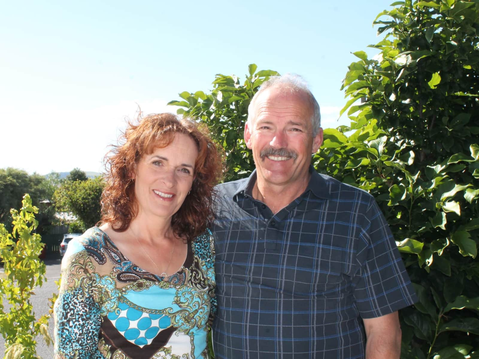 Chrissy & Steve from Taupo, New Zealand