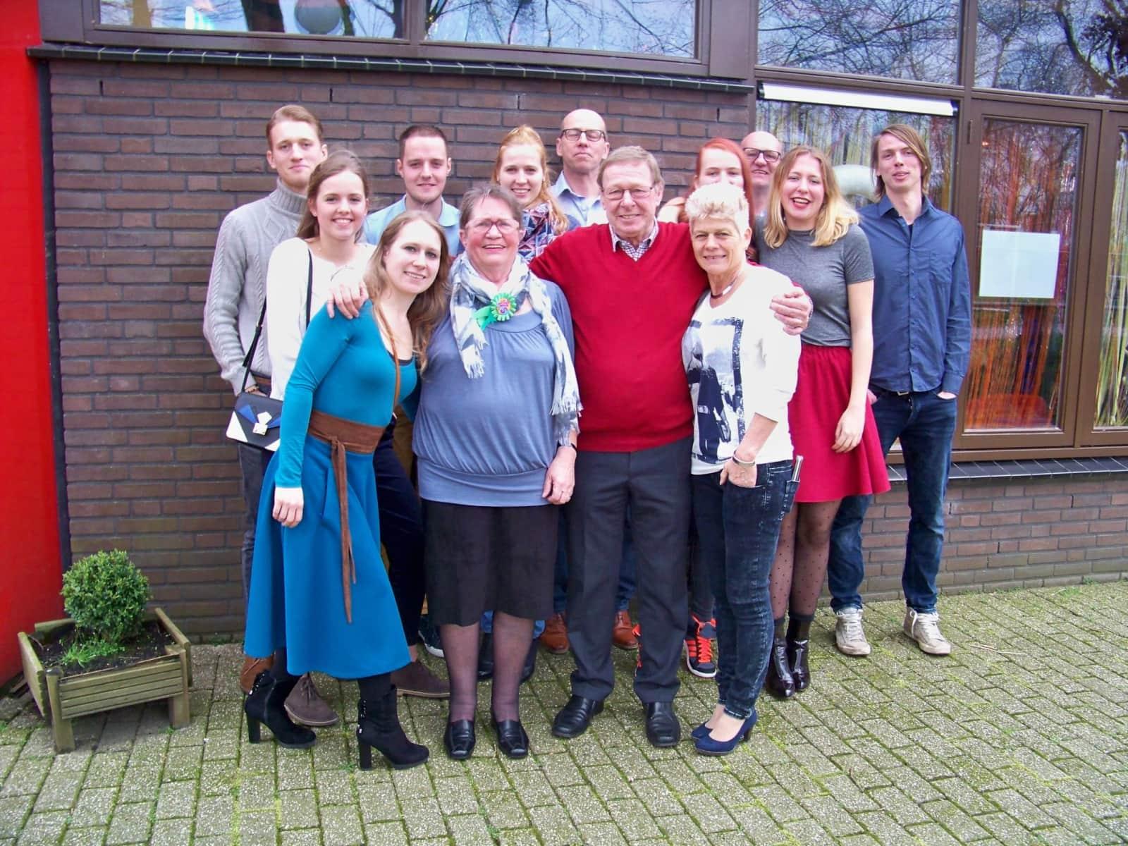 Ivo & Mariet from Op den Bosch, Netherlands