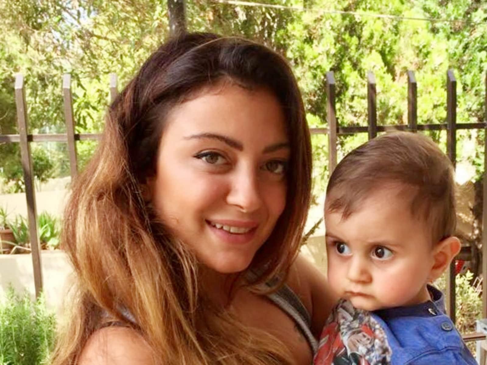 Marianne from Beirut, Lebanon