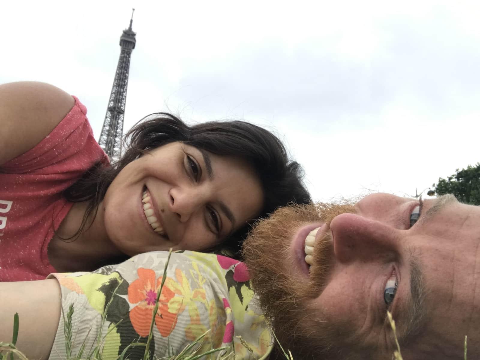 Mariana & Fabian from Porto, Portugal