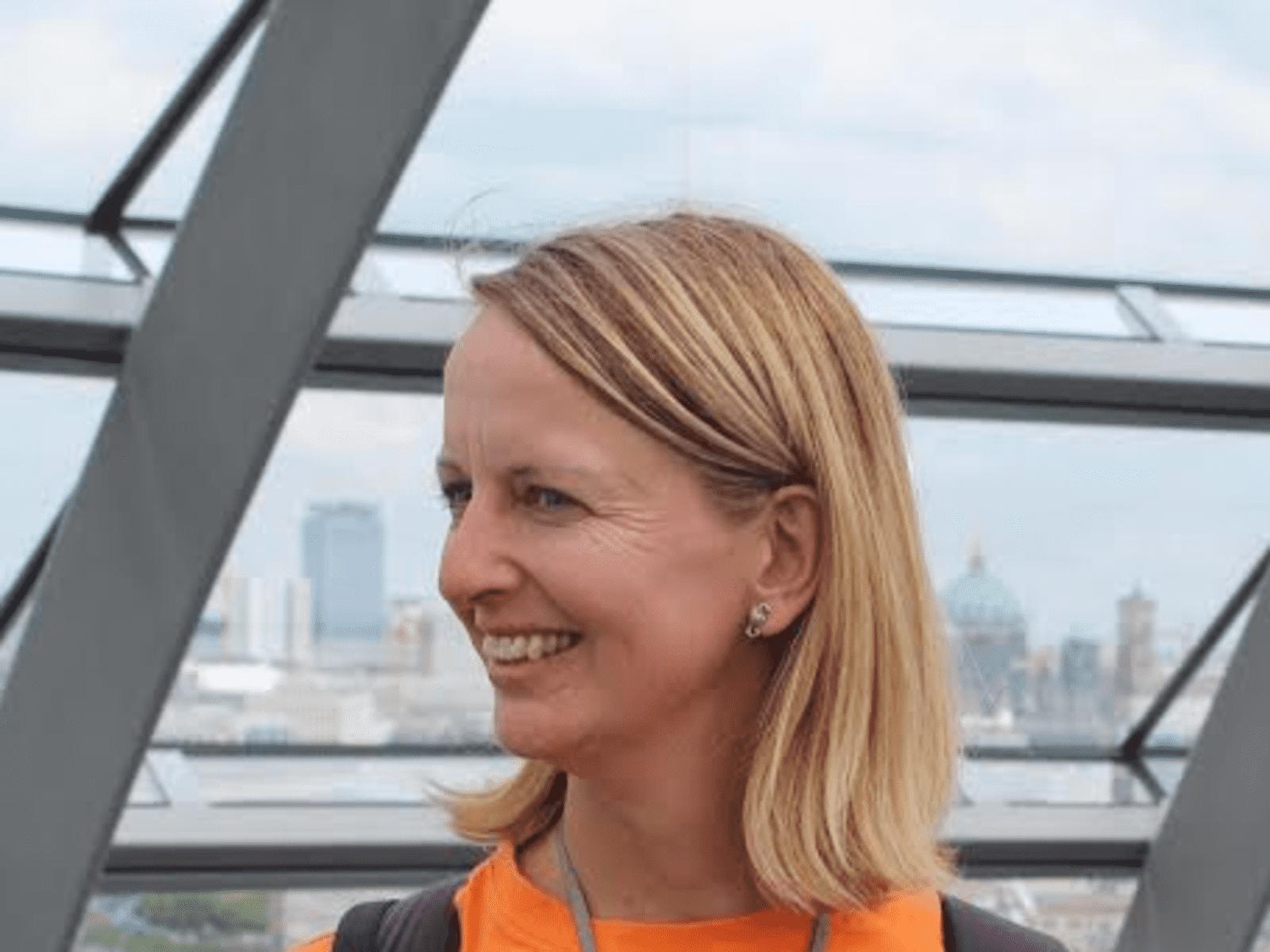 Sandra from Düsseldorf, Germany