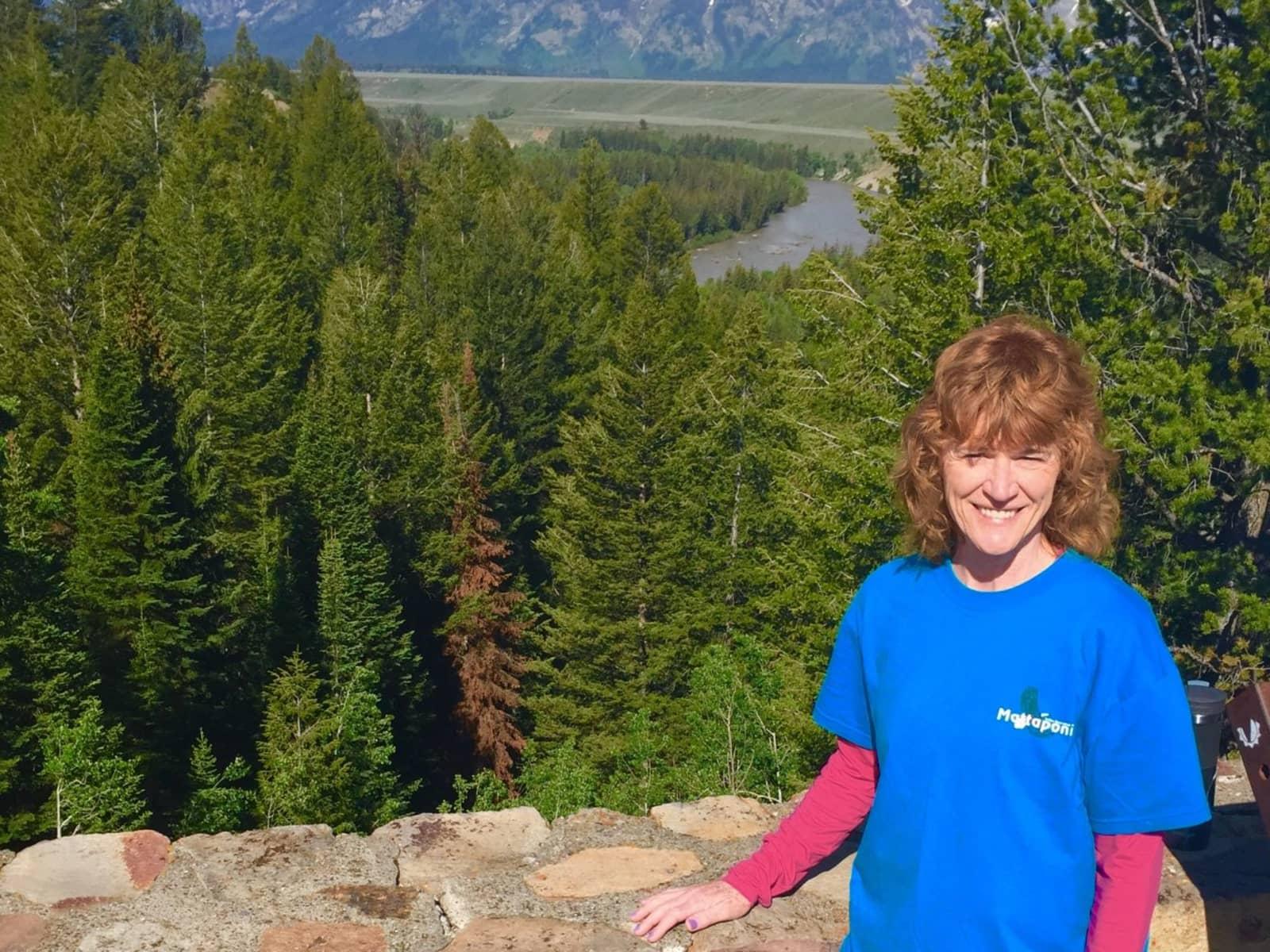 Tammy from Boise, Idaho, United States