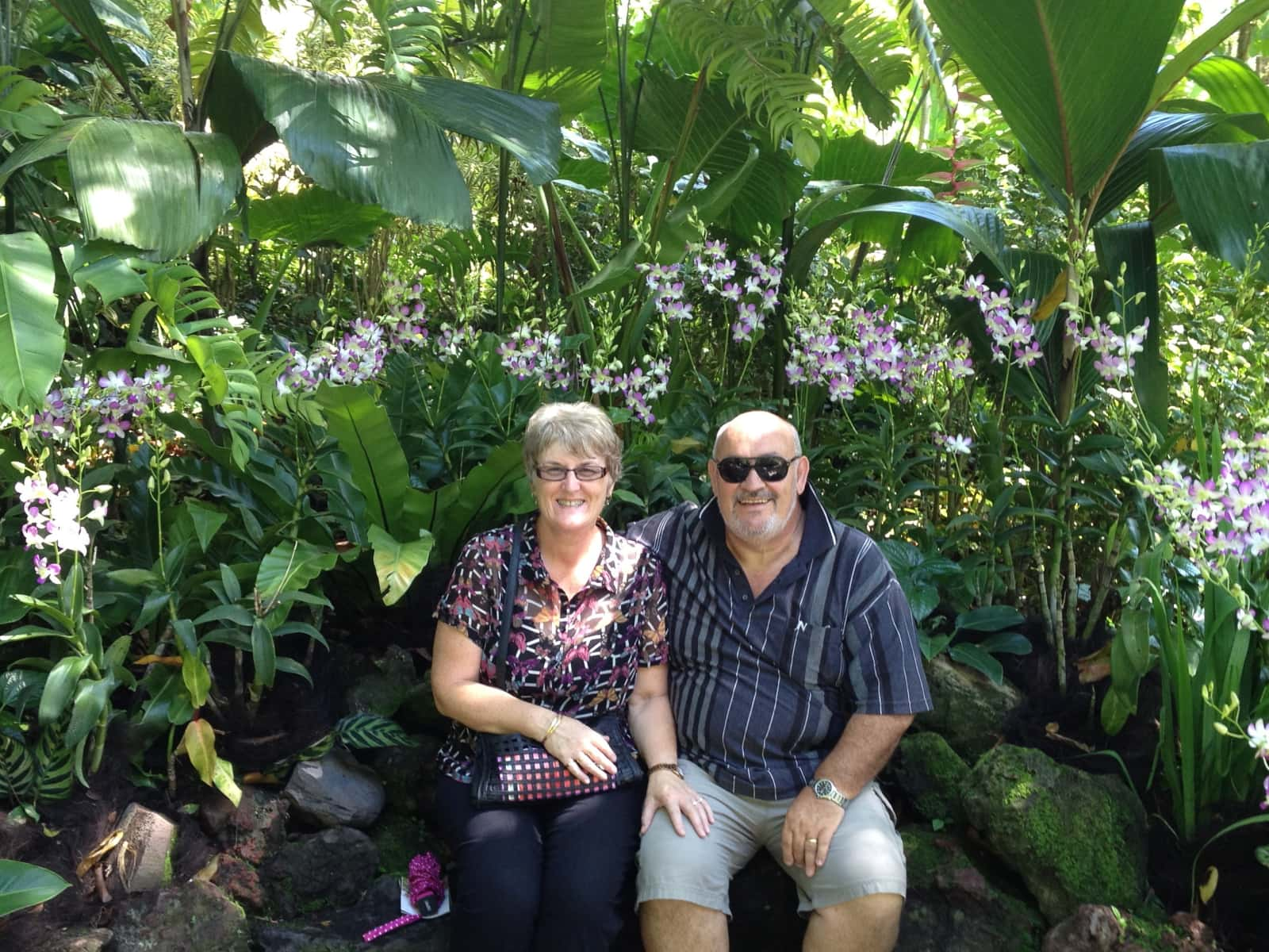 Carolyn & Chris from Brisbane, Queensland, Australia