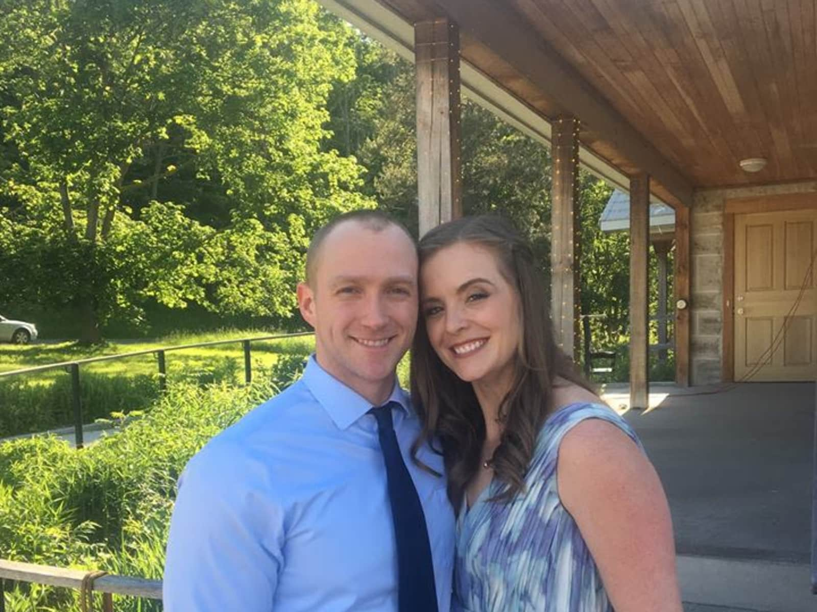 Shannon & Ryan from Peterborough, Ontario, Canada