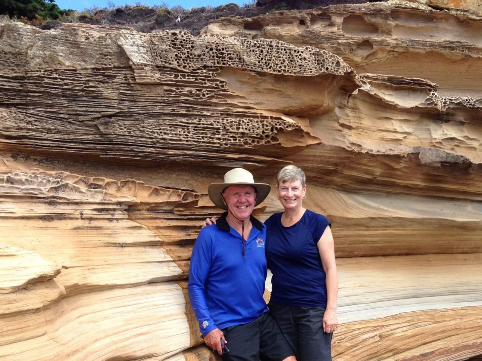 Raine & Allan from Tweed Heads, New South Wales, Australia