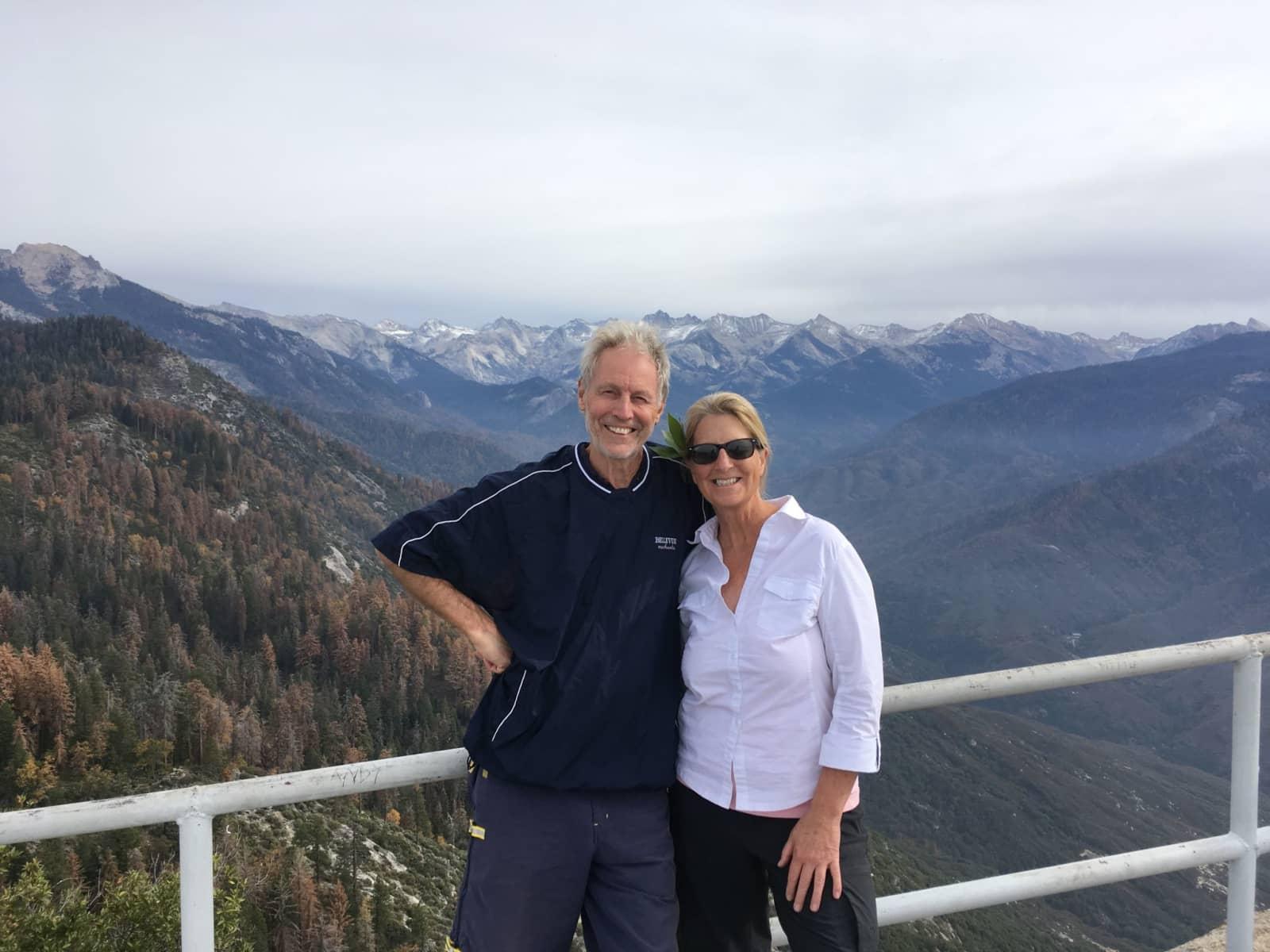 Carol & David from Issaquah, Washington, United States