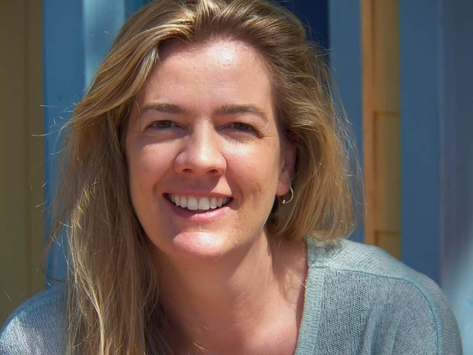 Julie from Upper Love, U.S. Virgin Islands