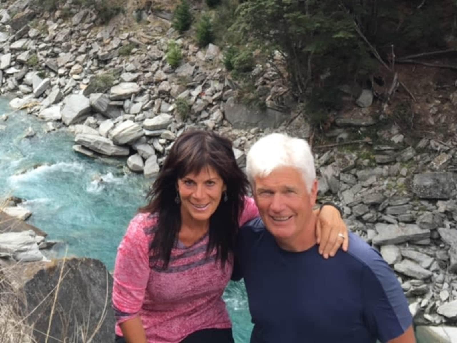 Lena & John from Nelson, British Columbia, Canada