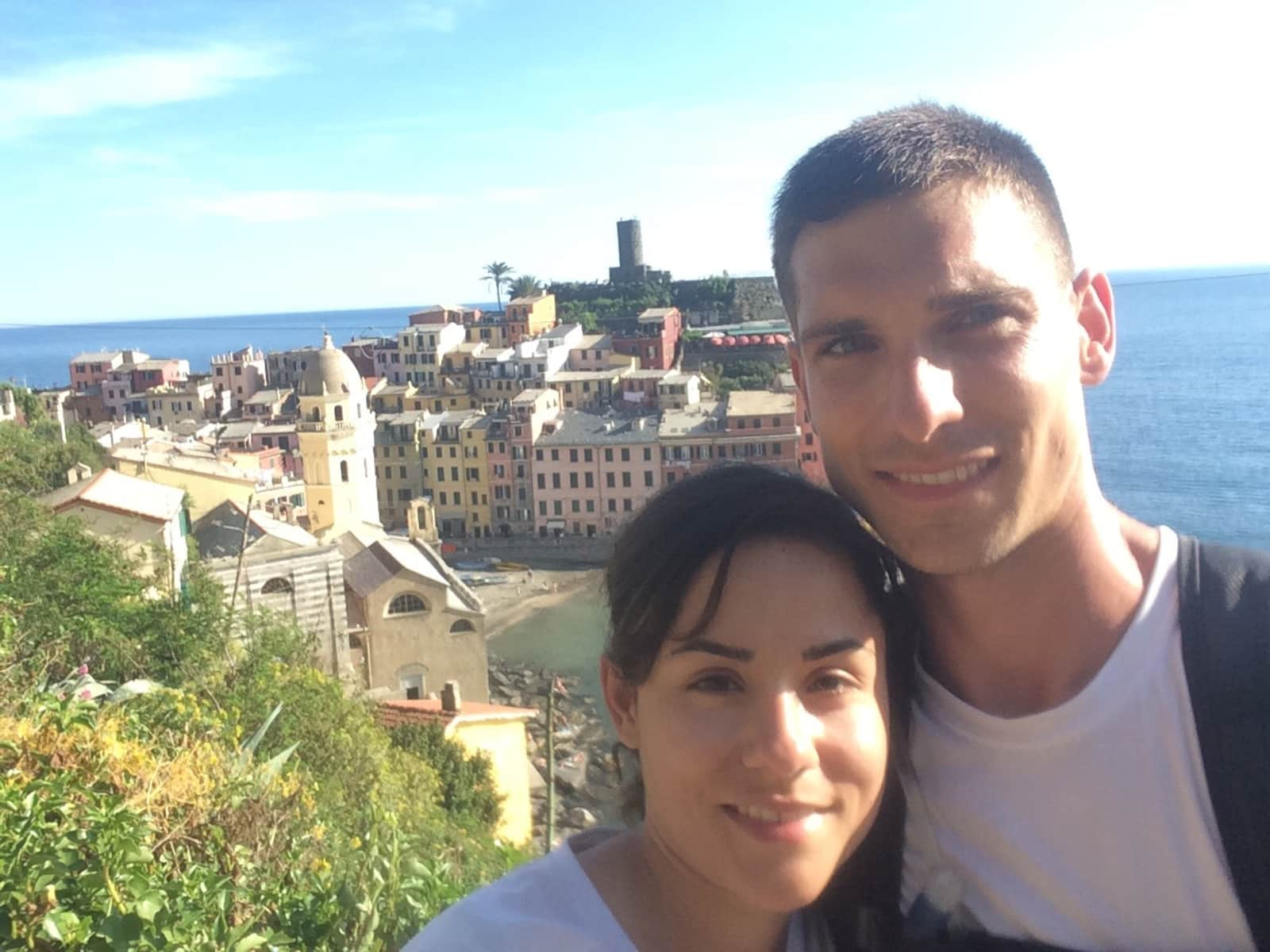 Paola and justin & Justin from Gainesville, Florida, United States