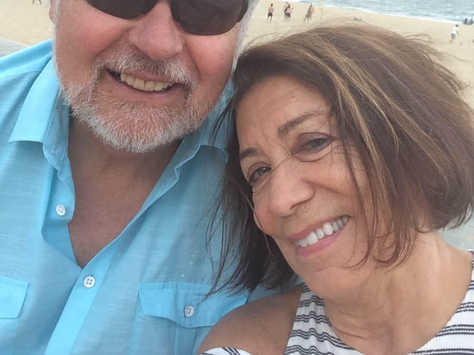Carol ann & Richard from Barcelona, Spain