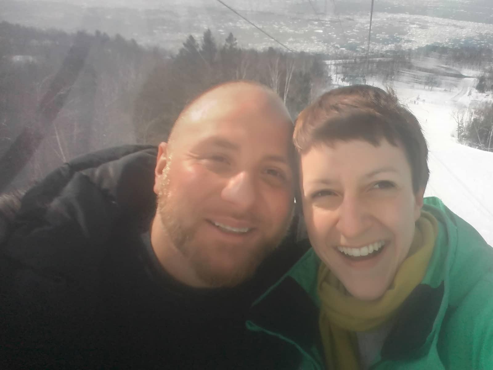 Anne-marie & Jason from Toronto, Ontario, Canada