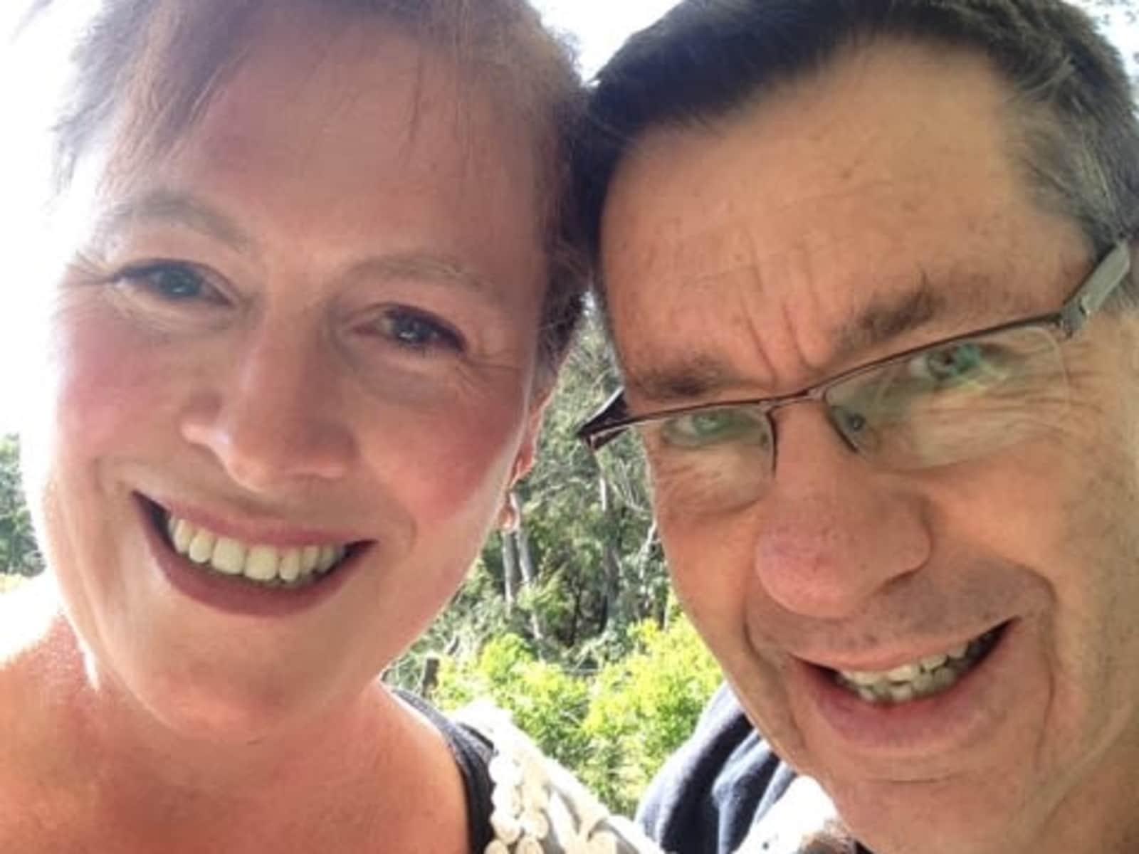 Hayley & Robert from East Melbourne, Victoria, Australia