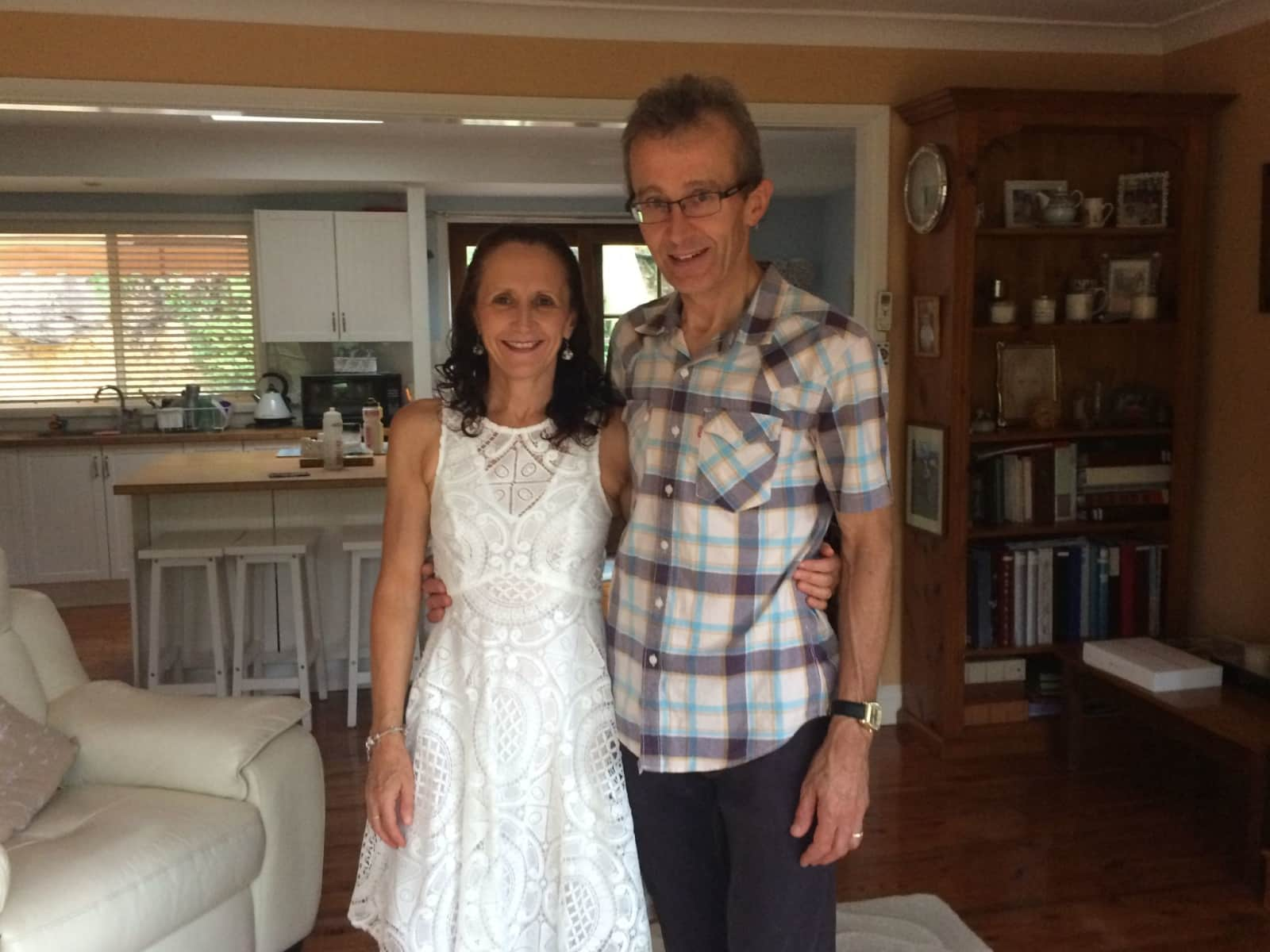 Anne & Kevin from Sydney, New South Wales, Australia