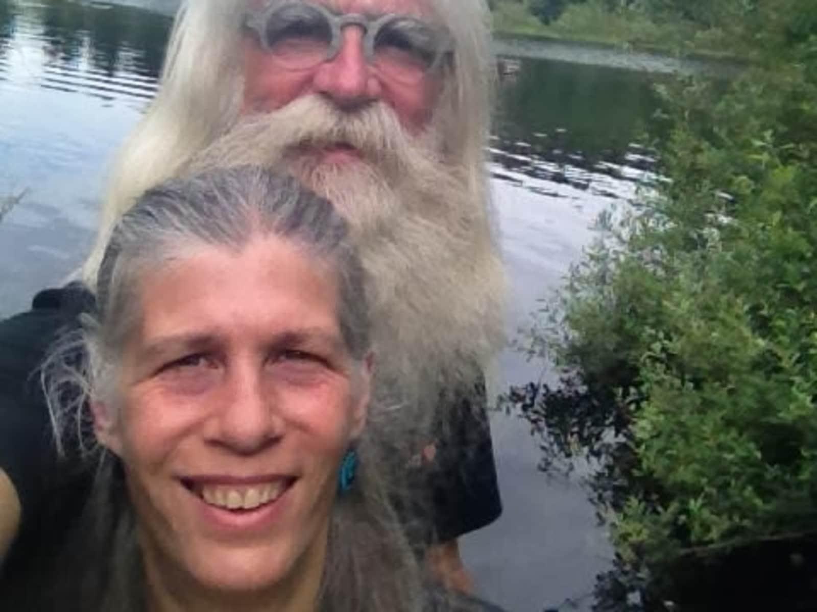 Stephanie & Robert from Duncan, British Columbia, Canada