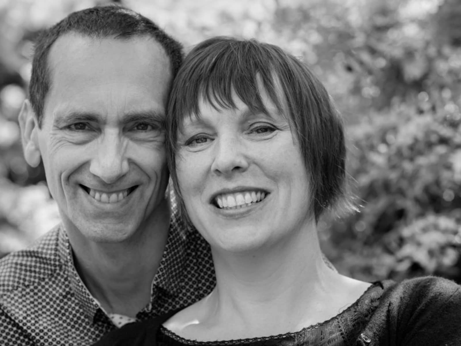Delphine & Chris from Lincoln, United Kingdom