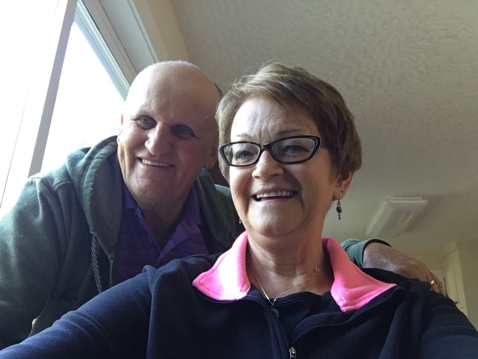 Terry & Donna from Victoria, British Columbia, Canada