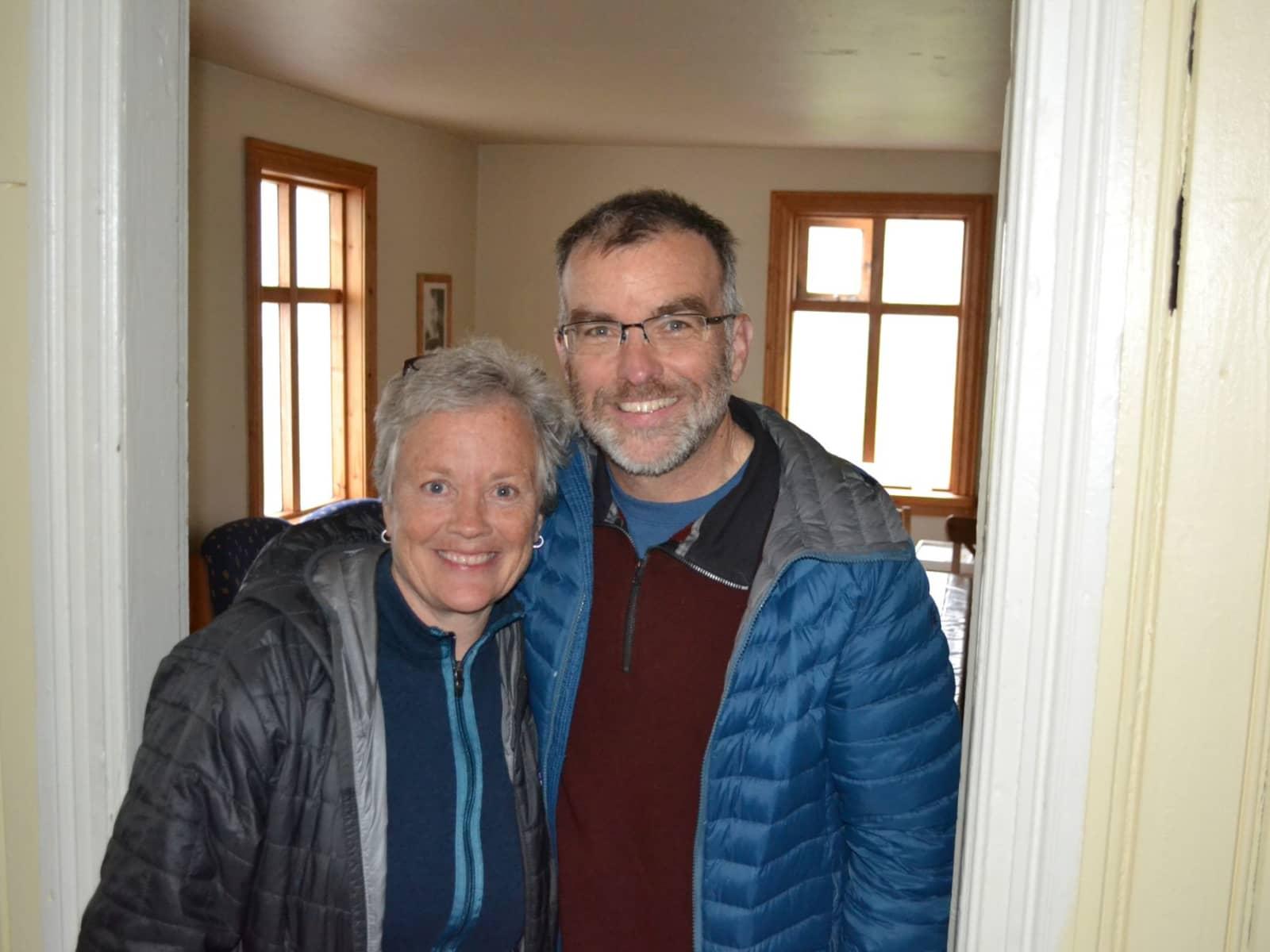 Kathleen & Kevin from Batavia, Illinois, United States