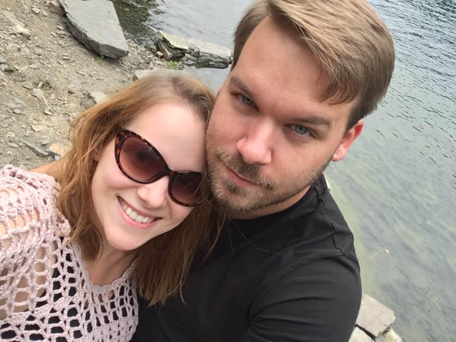 Ondřej & Marcela from Prague, Czech Republic