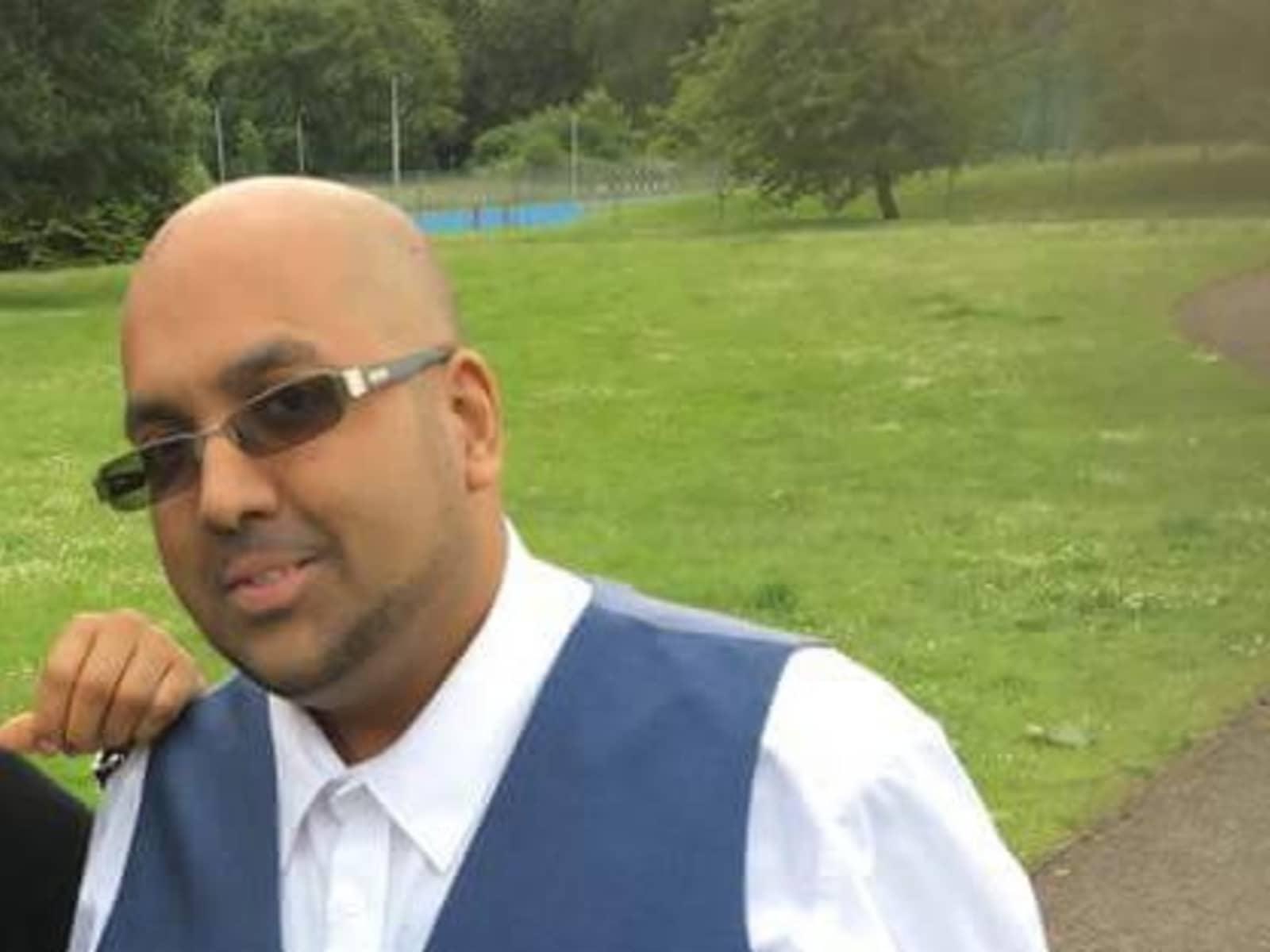 Richard from Burgess Hill, United Kingdom