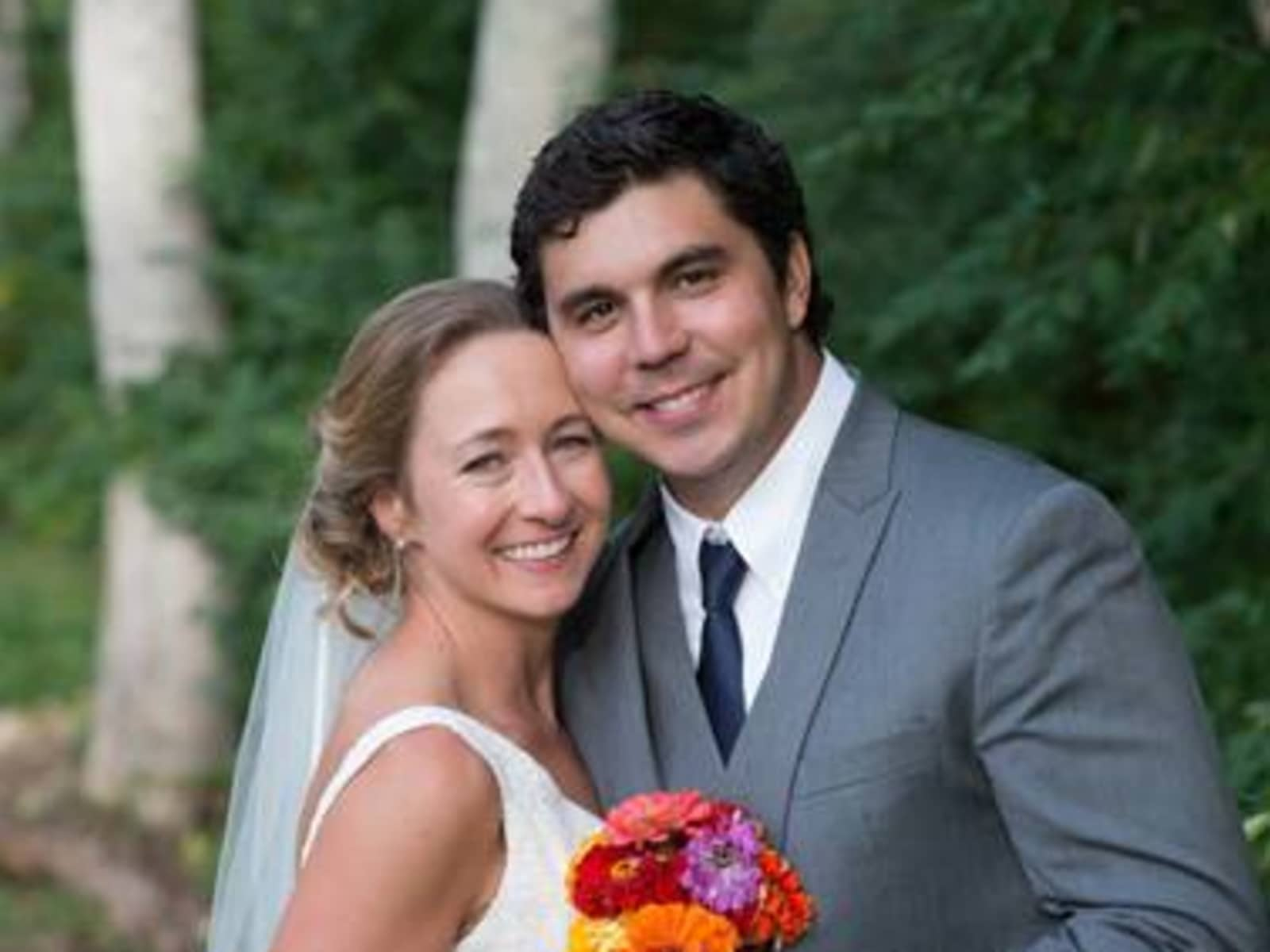 Erica & Austin from Annapolis, Maryland, United States
