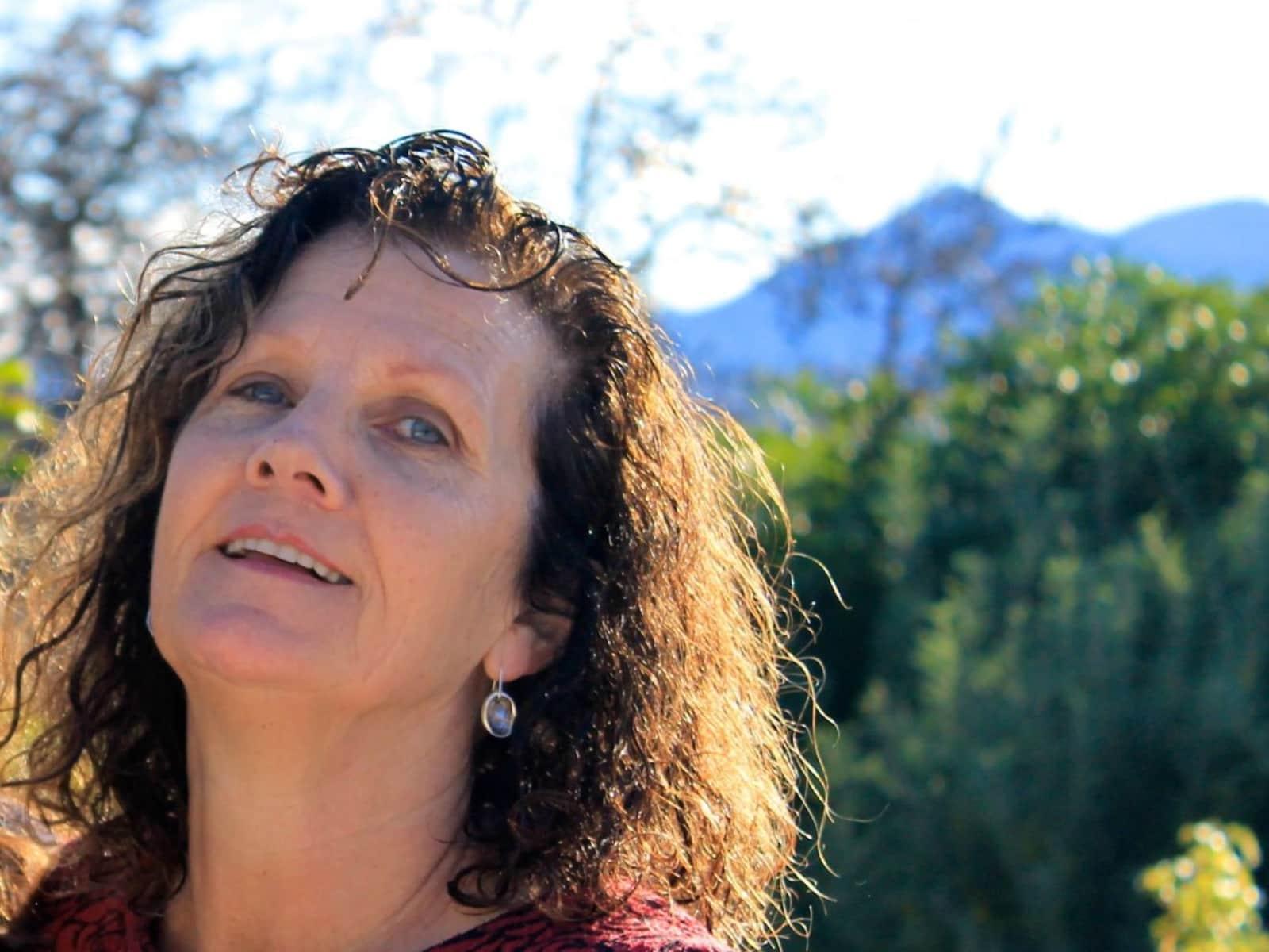 Lynette from Nelson, New Zealand