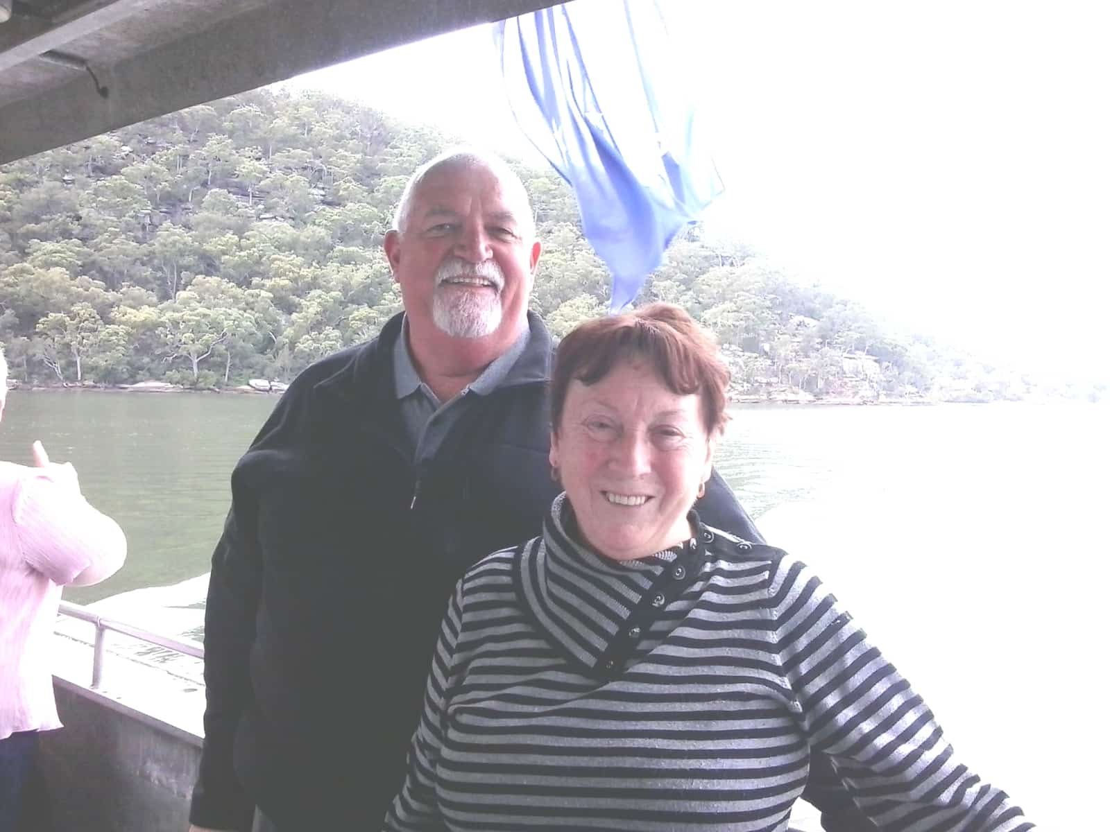 Bill & Lee from Wodonga, Victoria, Australia