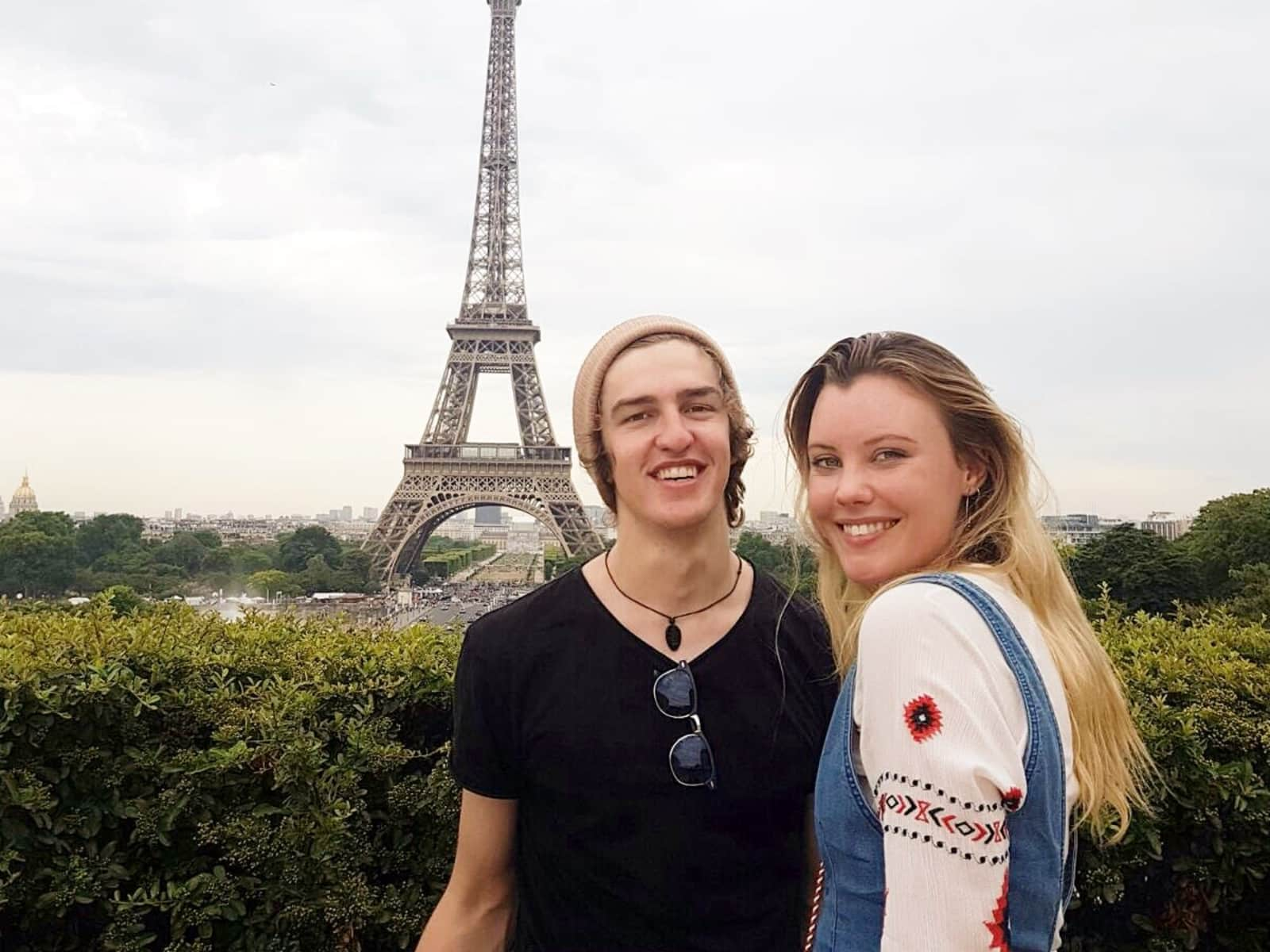 Brittany & Aiden from Melbourne, Victoria, Australia