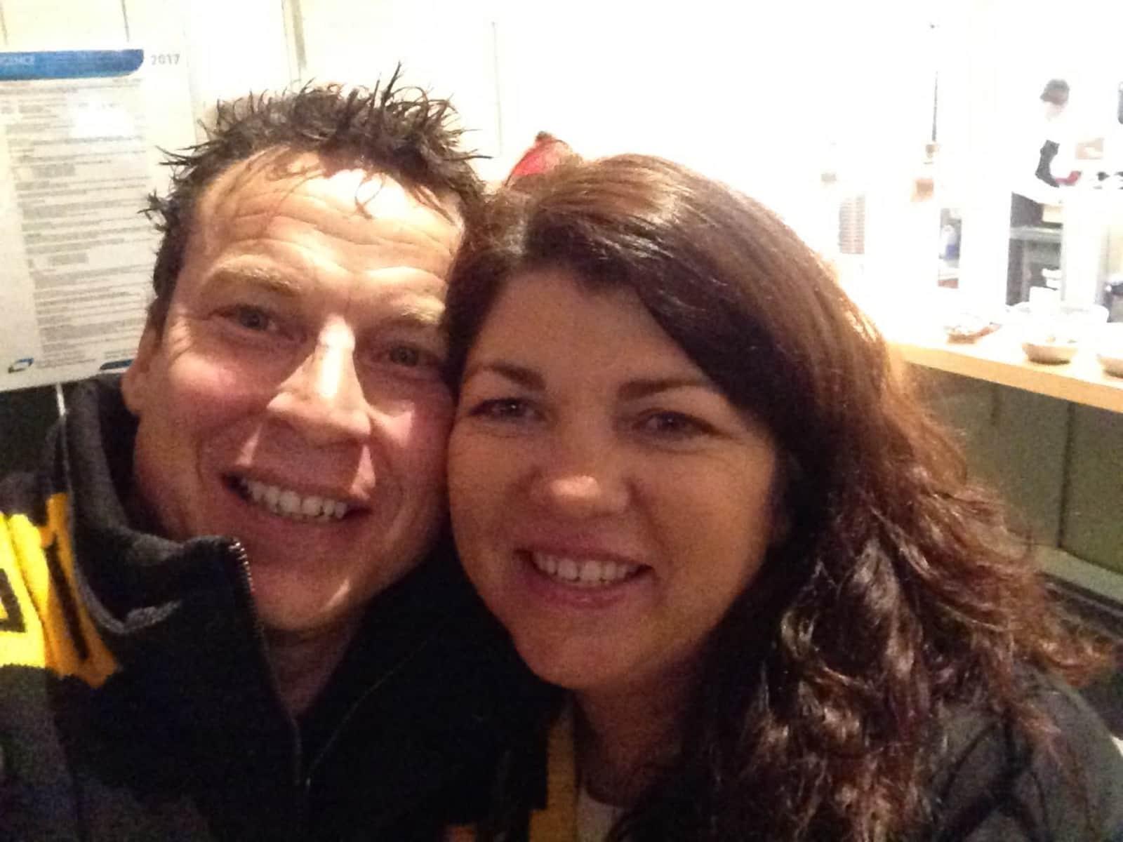 Clare & Travis from Seaford, Victoria, Australia