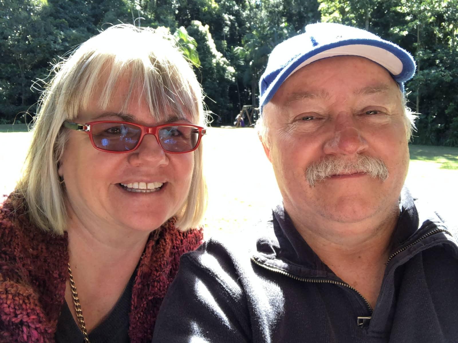 James & Jane from Brisbane, Queensland, Australia