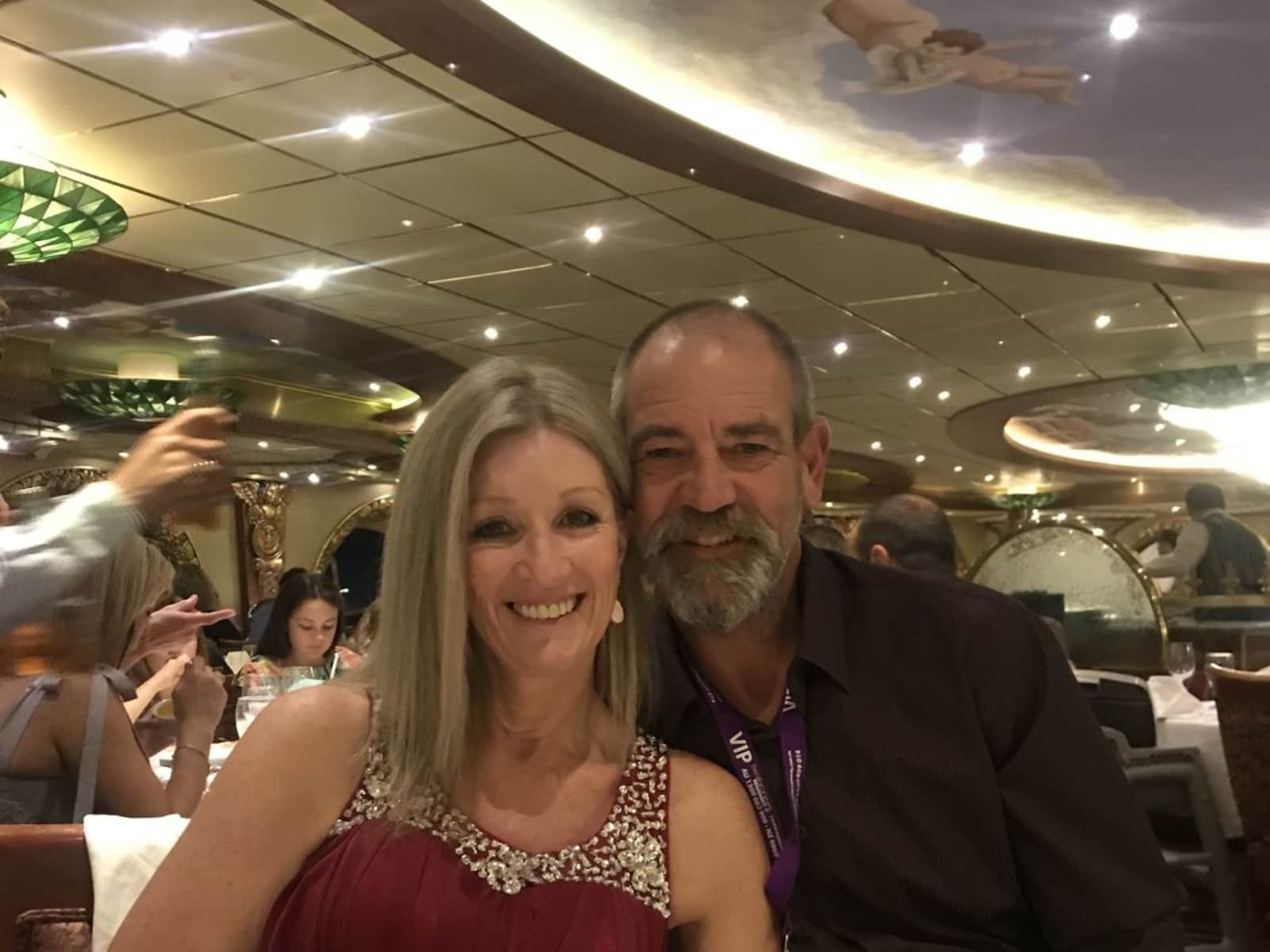Amanda & Michael from Adelaide, South Australia, Australia