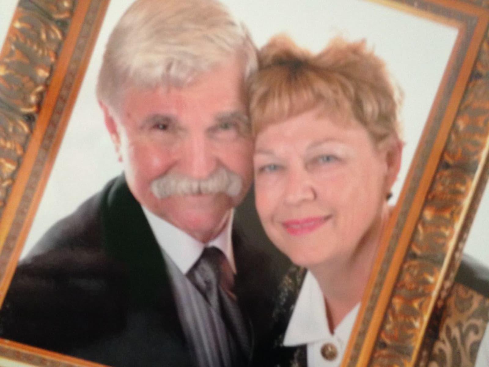 Nancy & Robbie from Phoenix, Arizona, United States