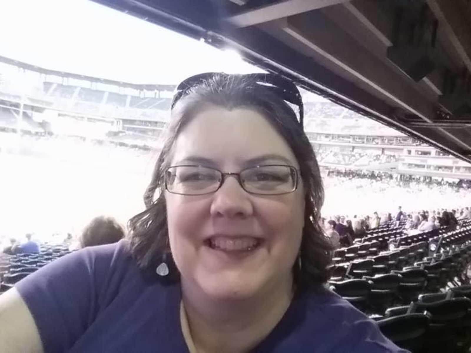 Christine from Denver, Colorado, United States