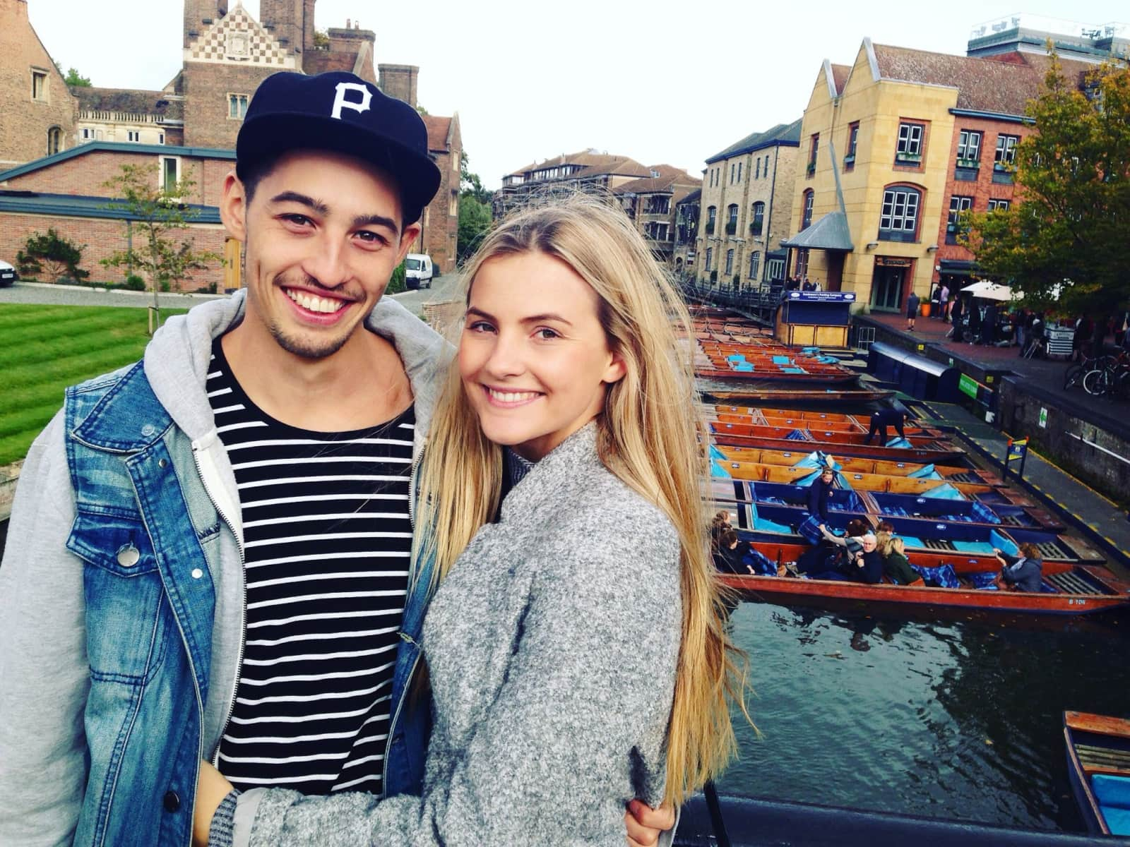 Kaitlin & Daniel from London, United Kingdom
