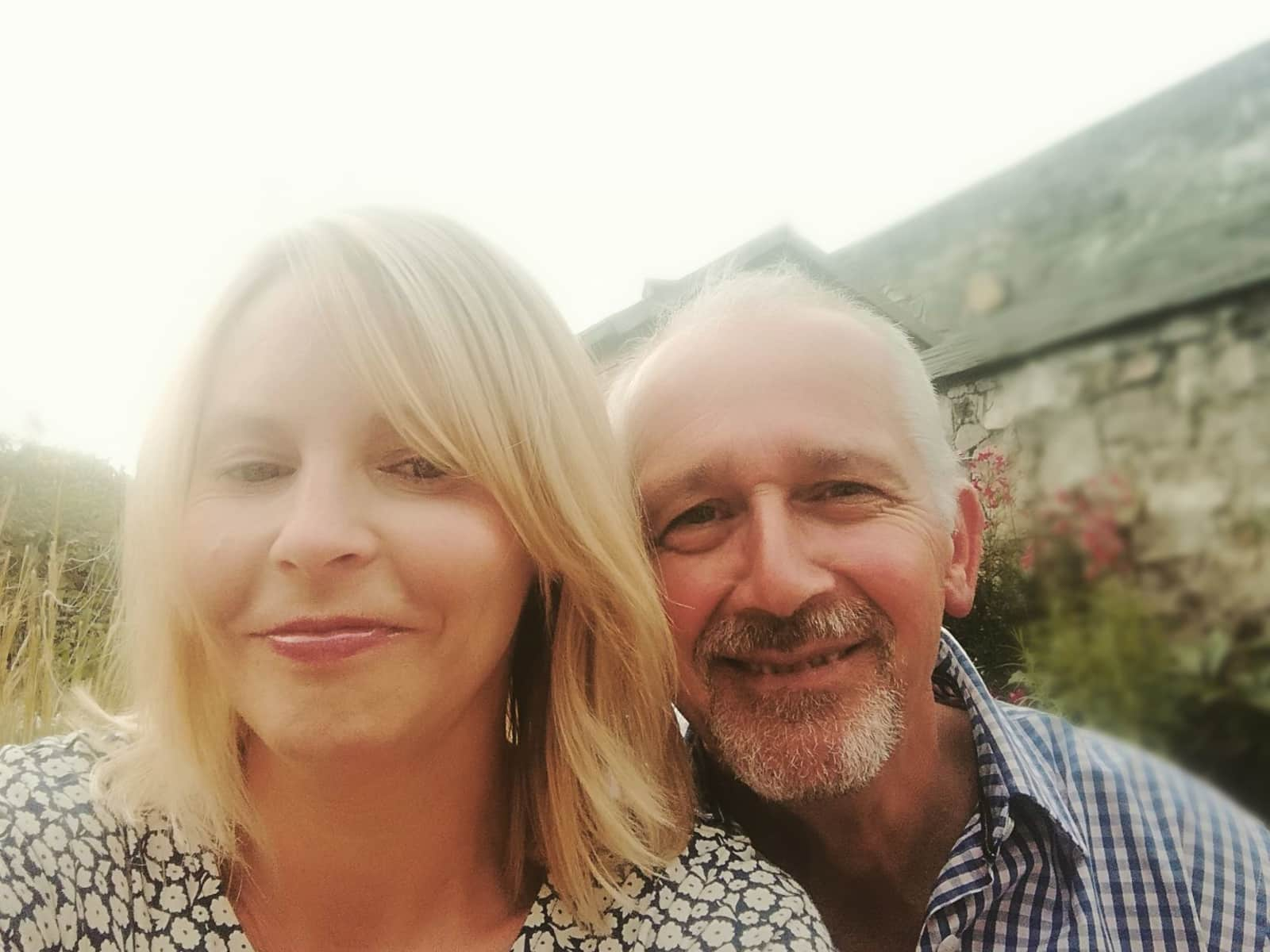 Susan & Steven from Bakewell, United Kingdom