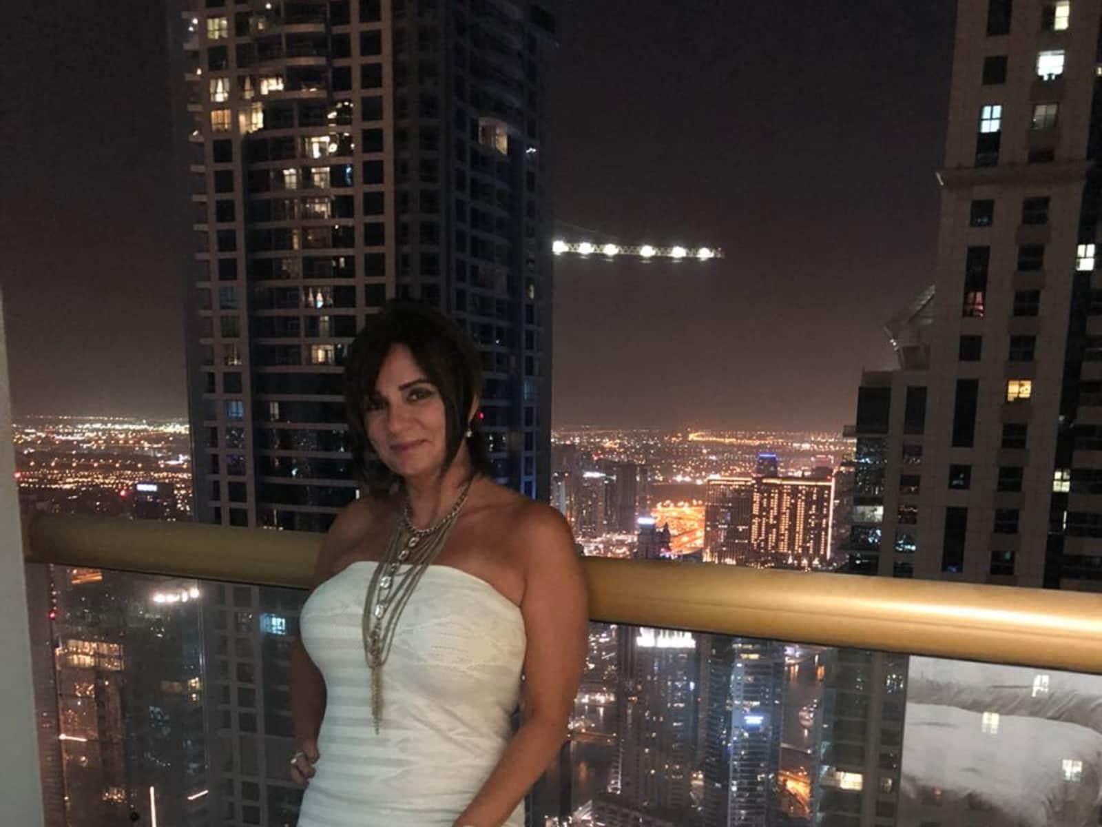Lorie from Dubai Marina, United Arab Emirates