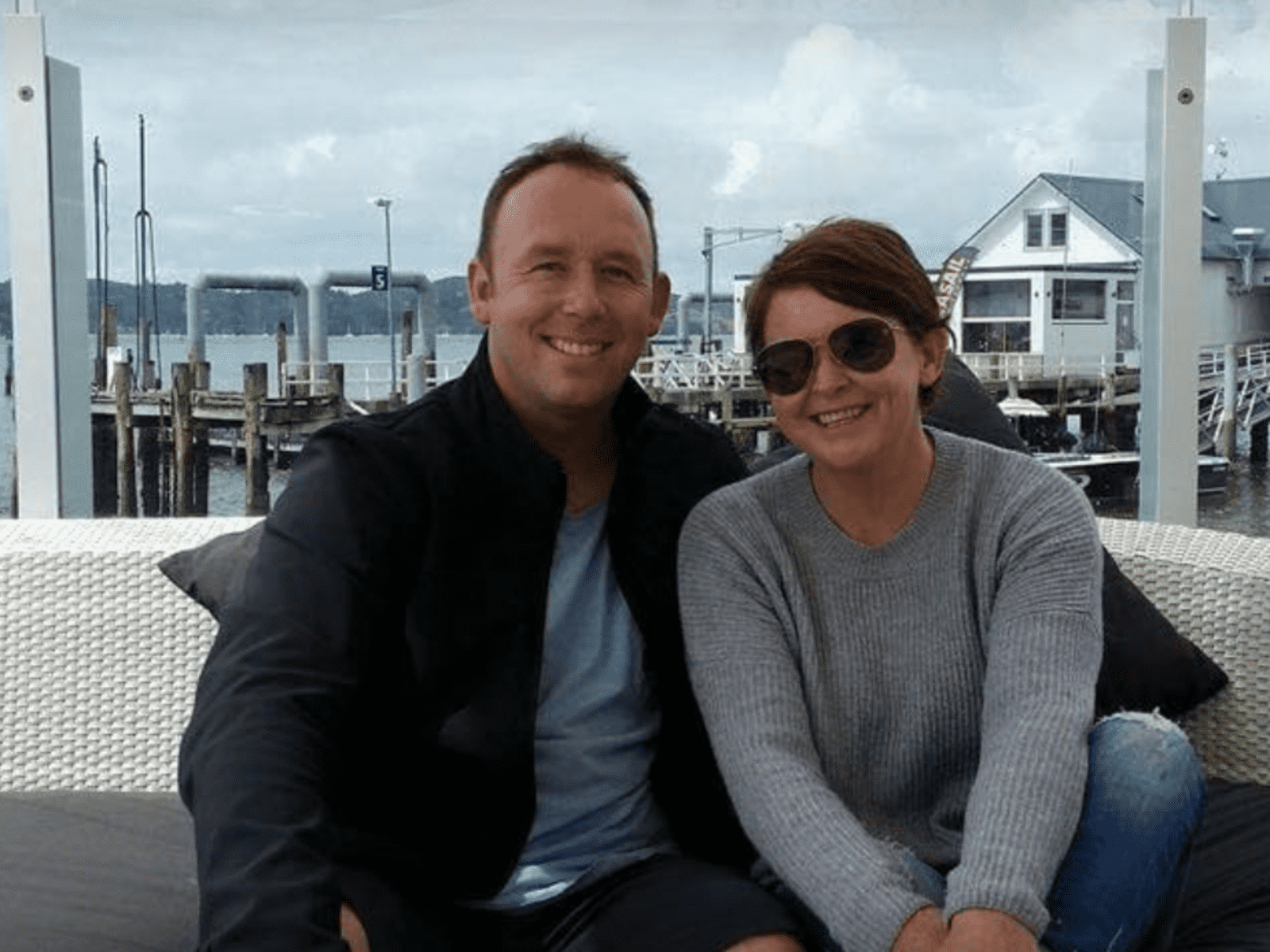Christine & Trevor from Auckland, New Zealand